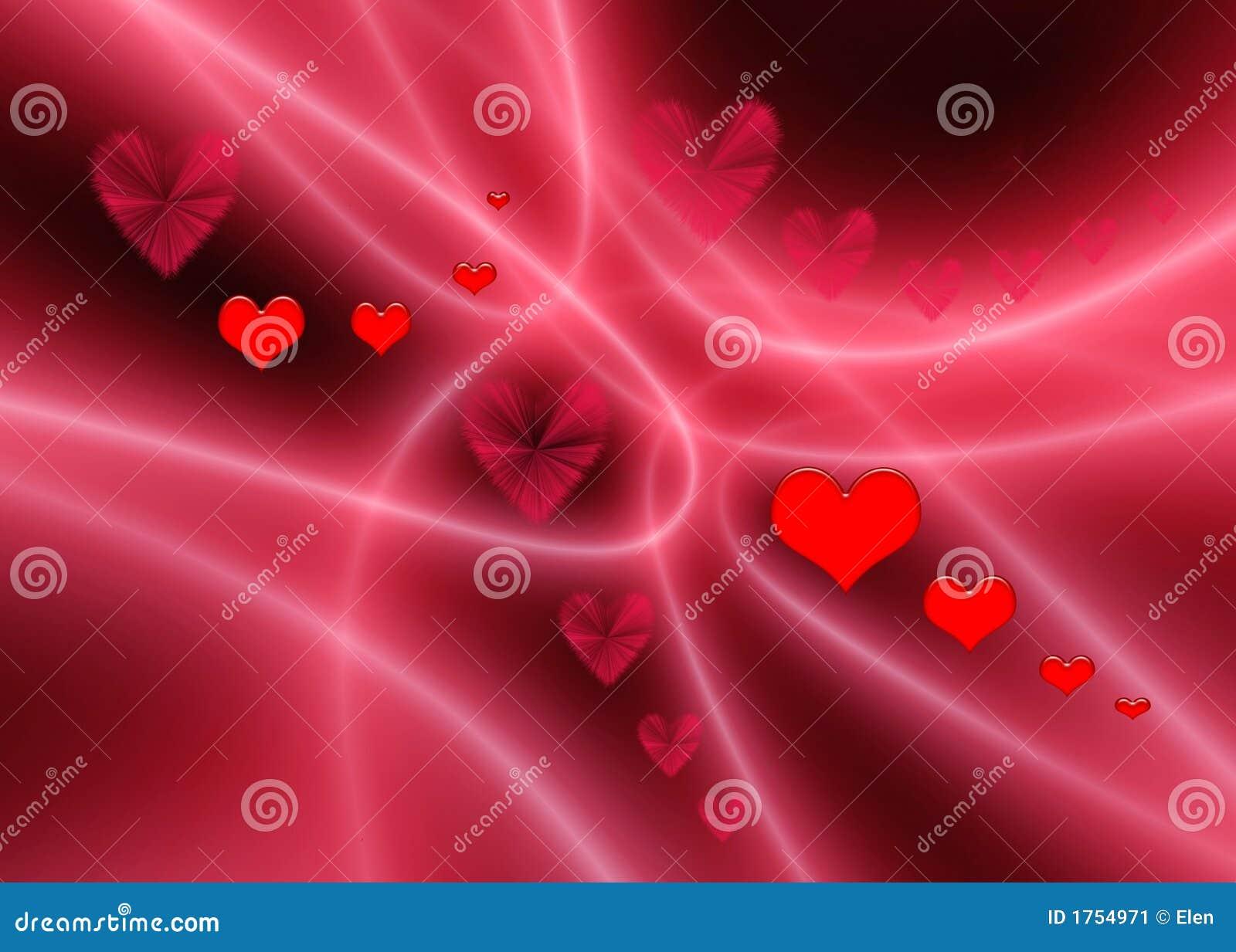 De samenvatting van valentijnskaarten