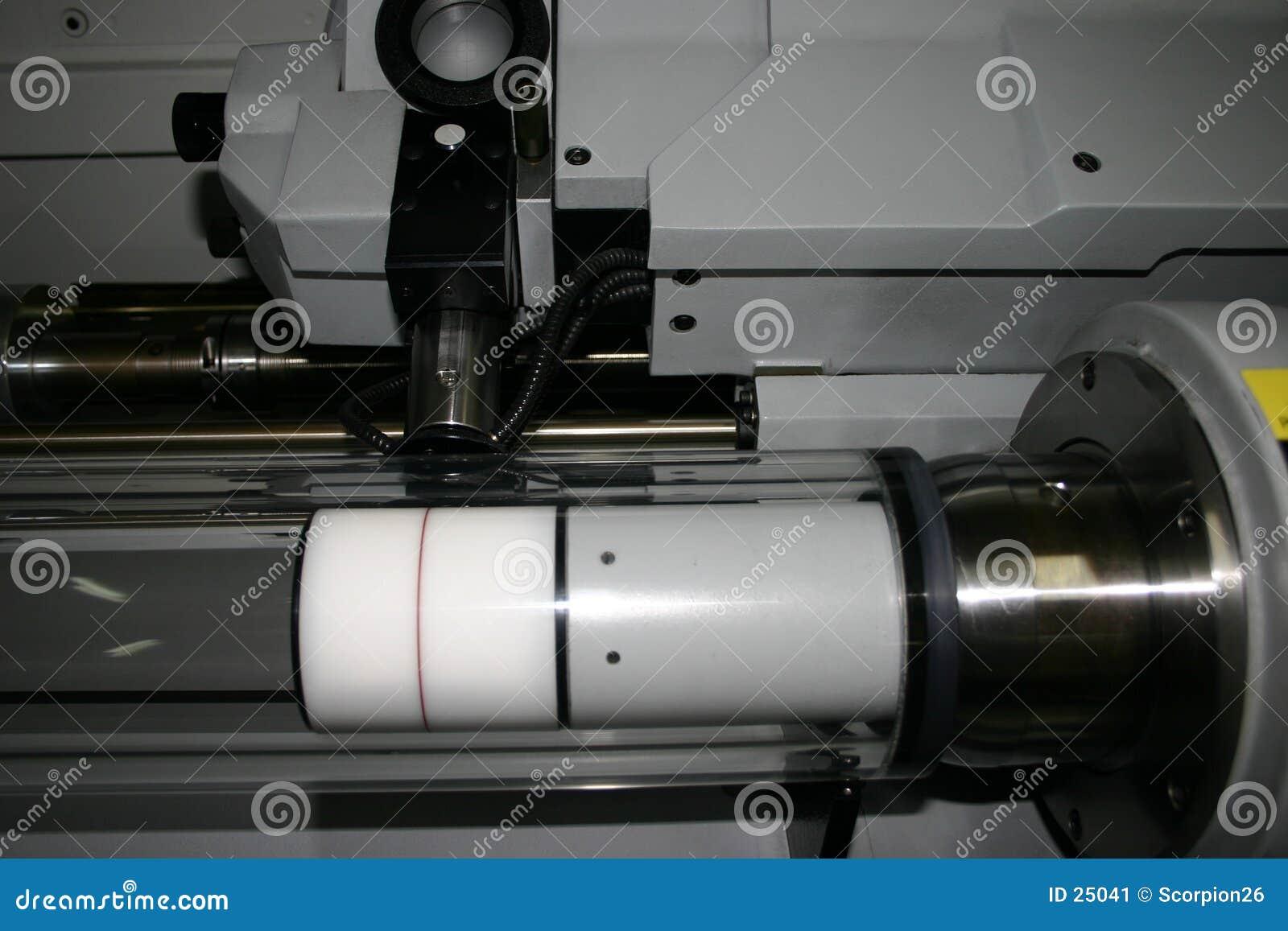 De scanner van de trommel