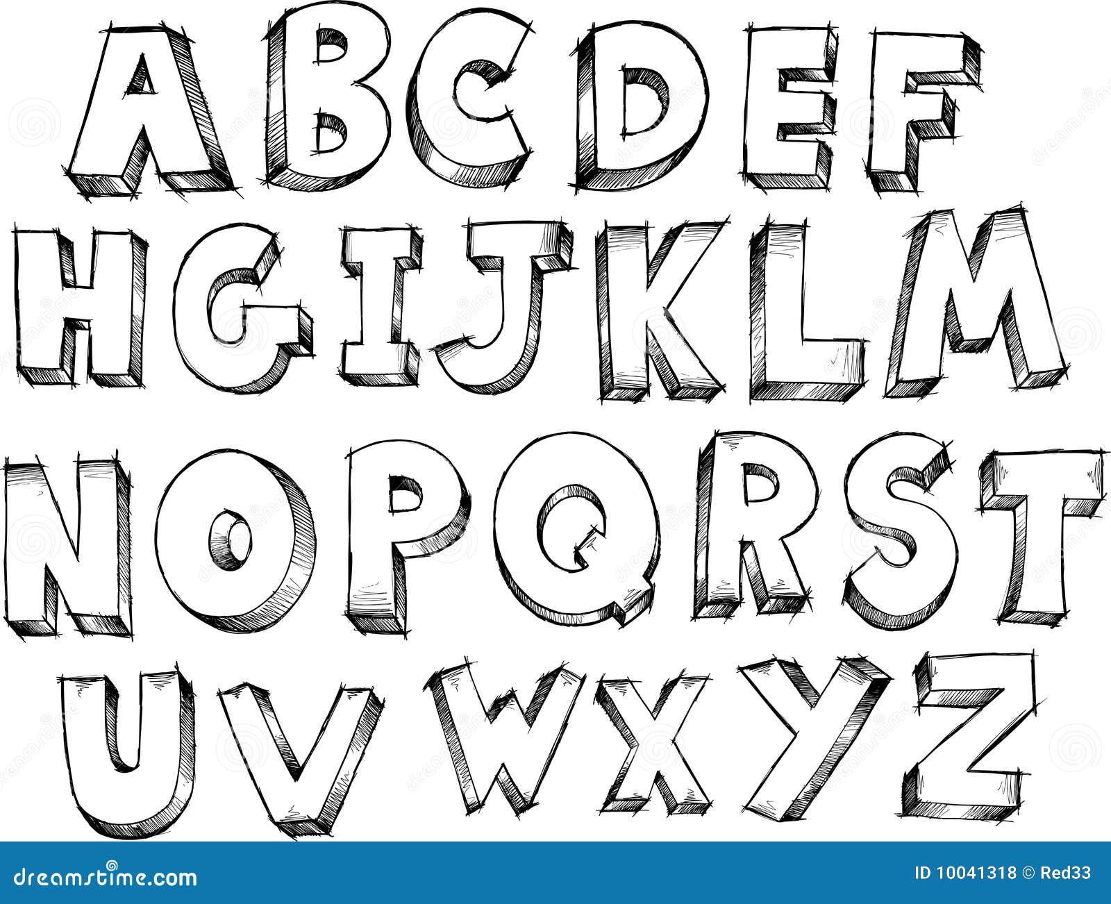 Graffiti Alfabet Kleurplaten.New York In Graffiti Letters Kleurplaten Free Coloring Pages Of