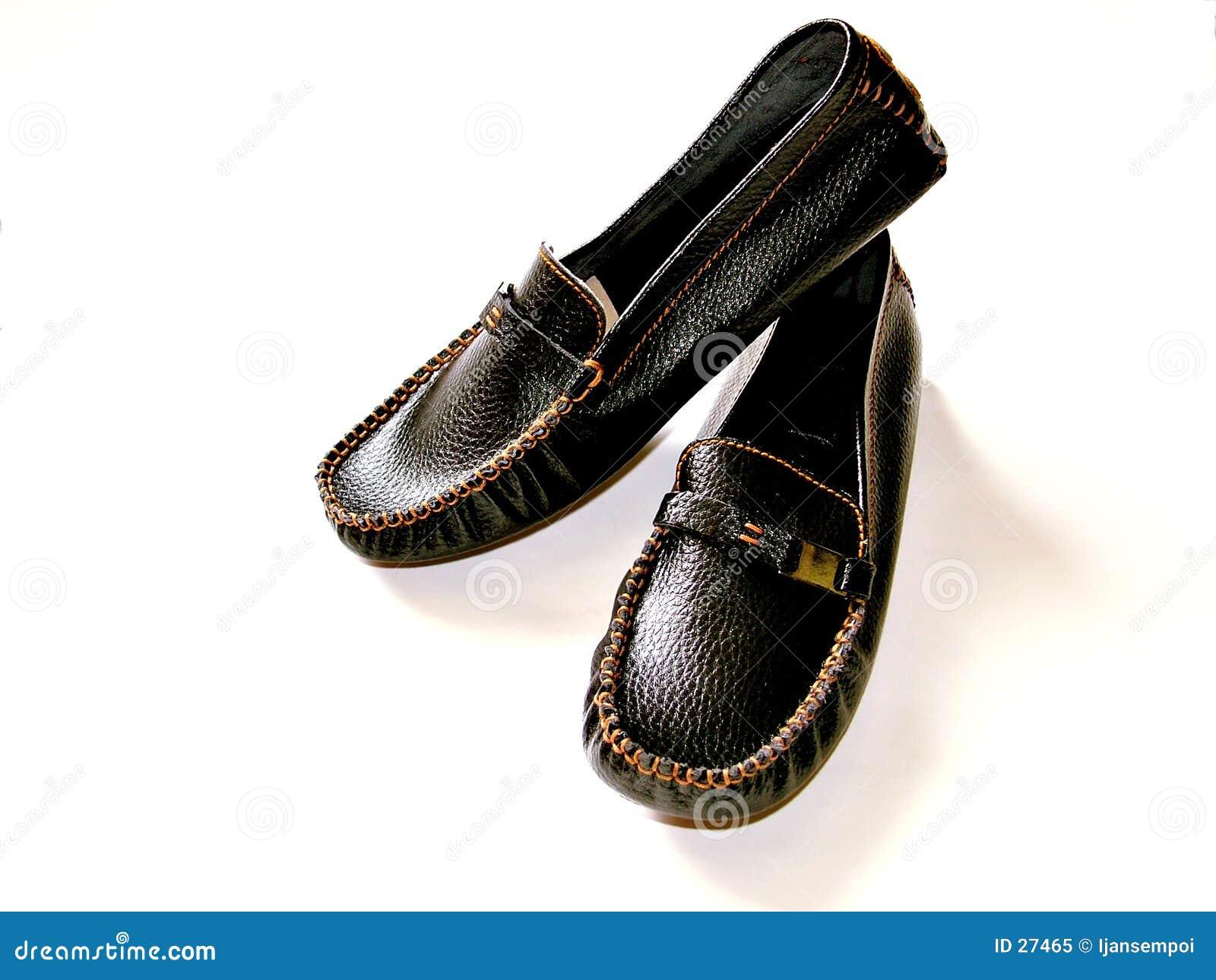 De schoen van vrouwen