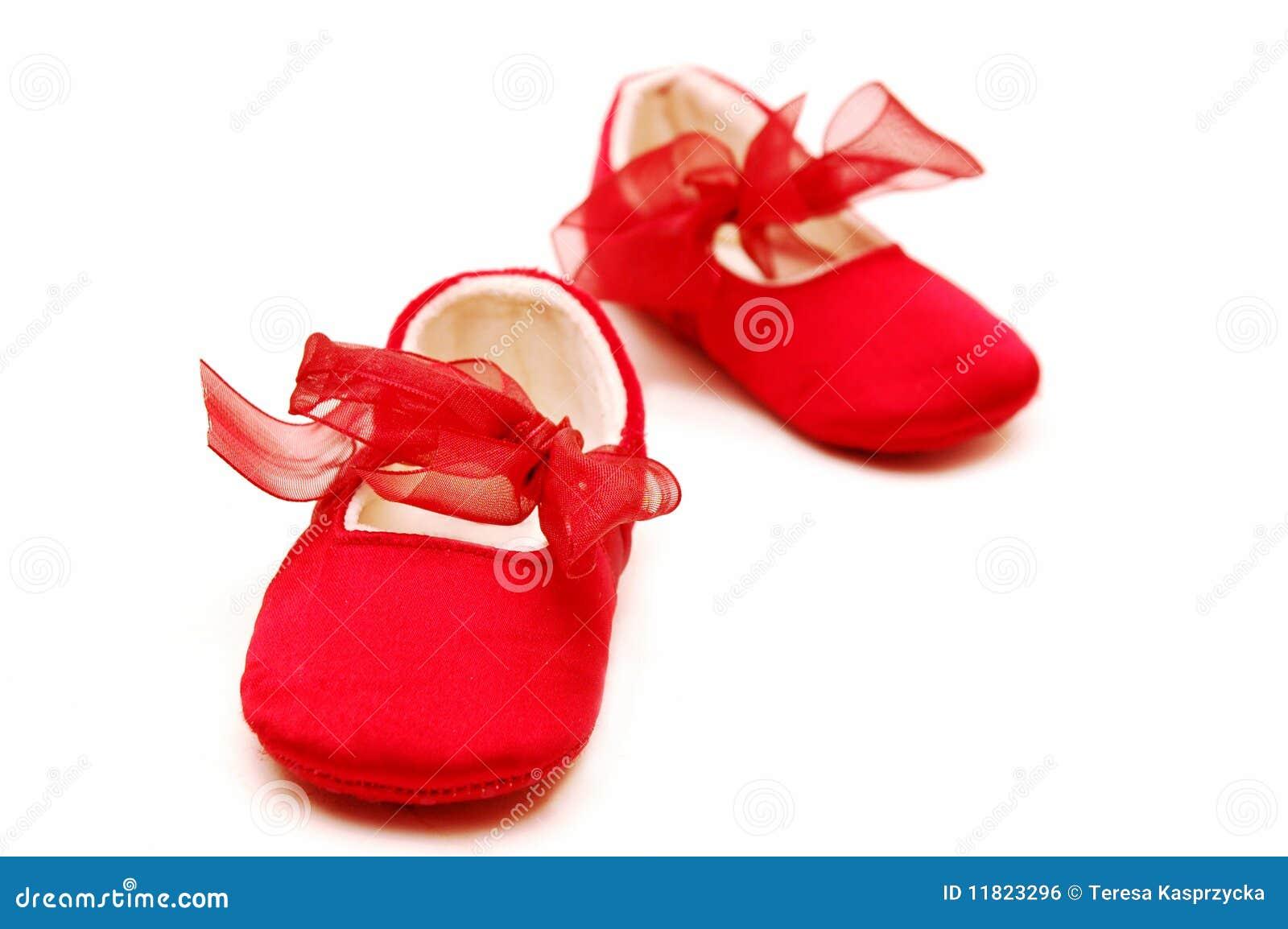 De schoenen van de baby stock foto afbeelding bestaande uit schoenen 11823296 - Baby voet verkoop ...