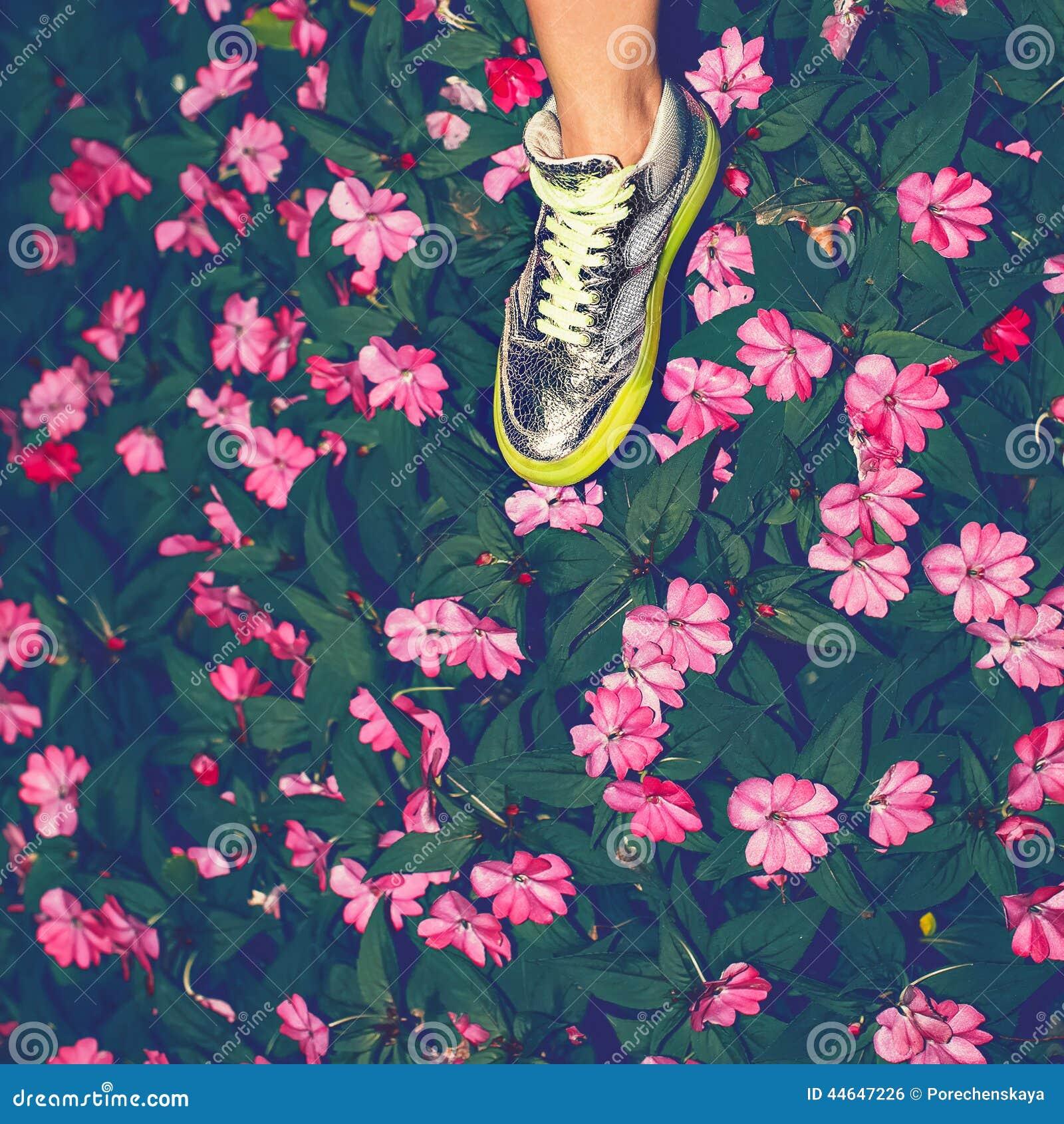 De schoenen van de manier