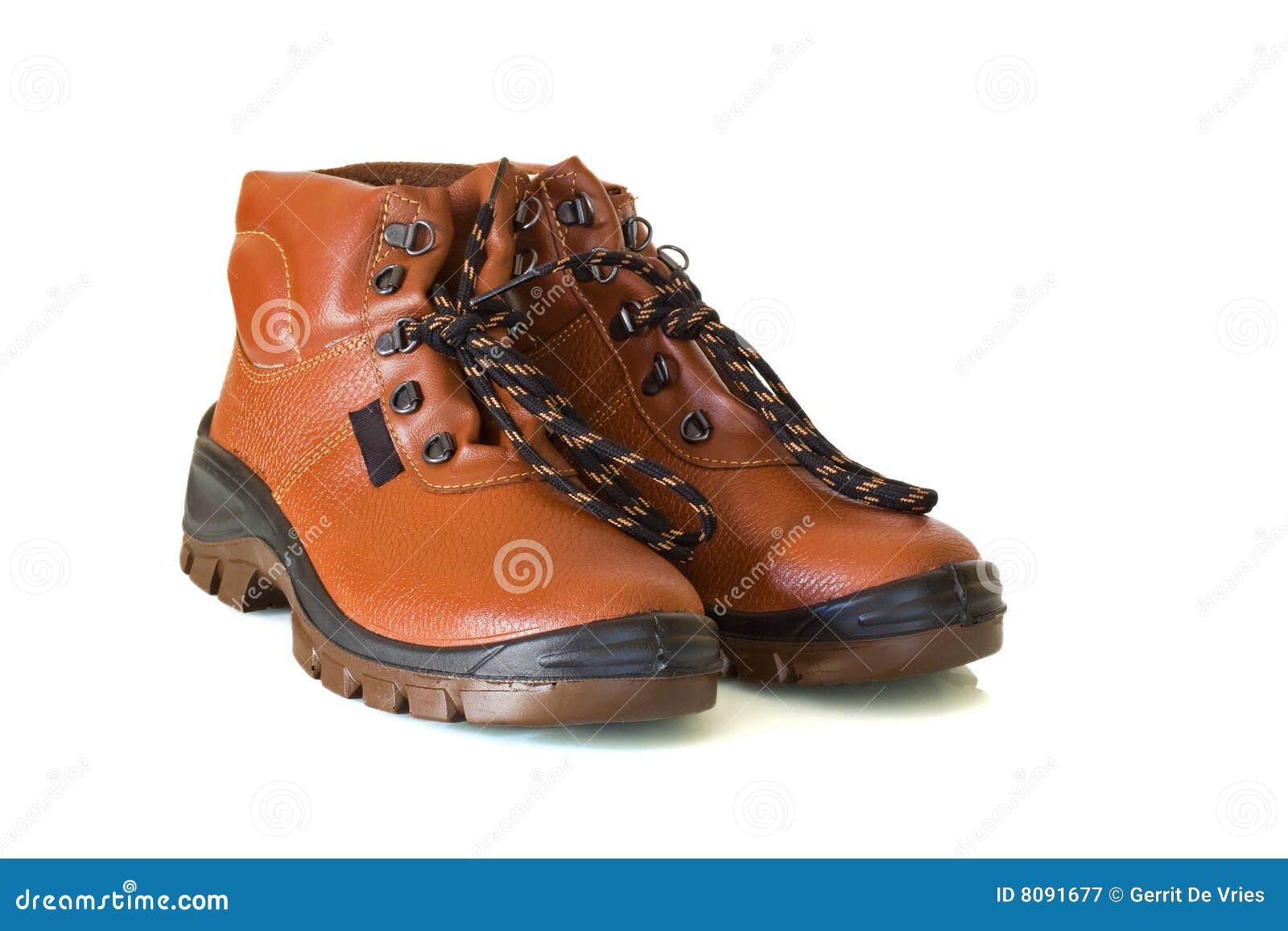 De schoenen van de veiligheid