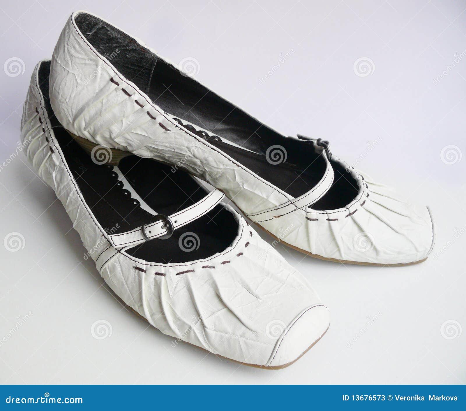 De schoenen van het huwelijk