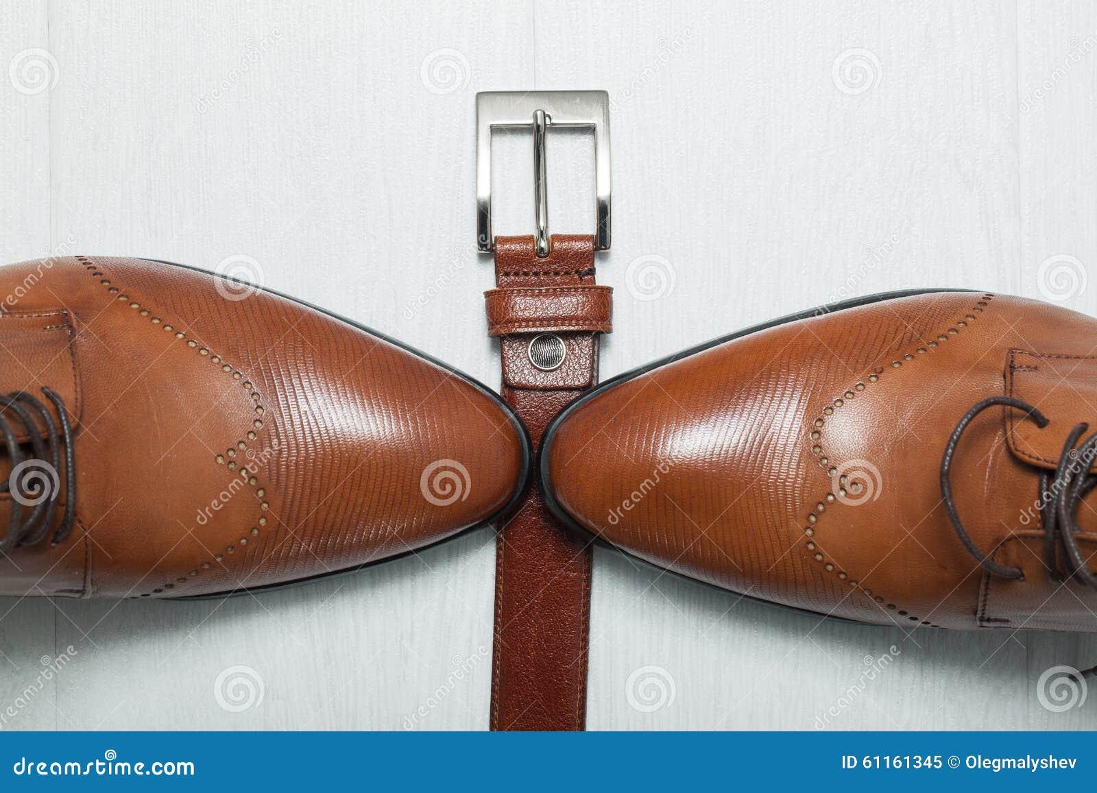 De schoenen van mensen