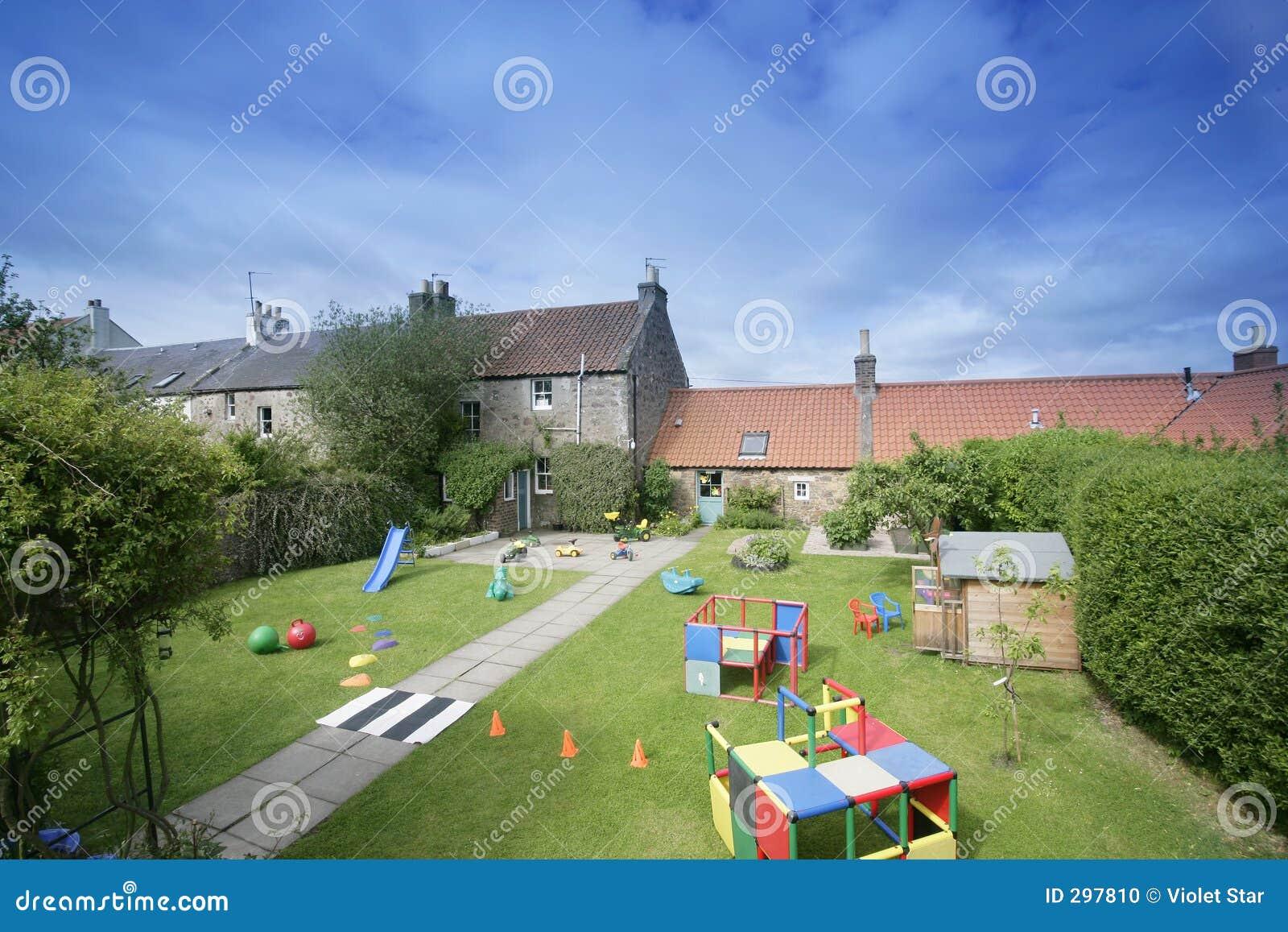 De school van het spel