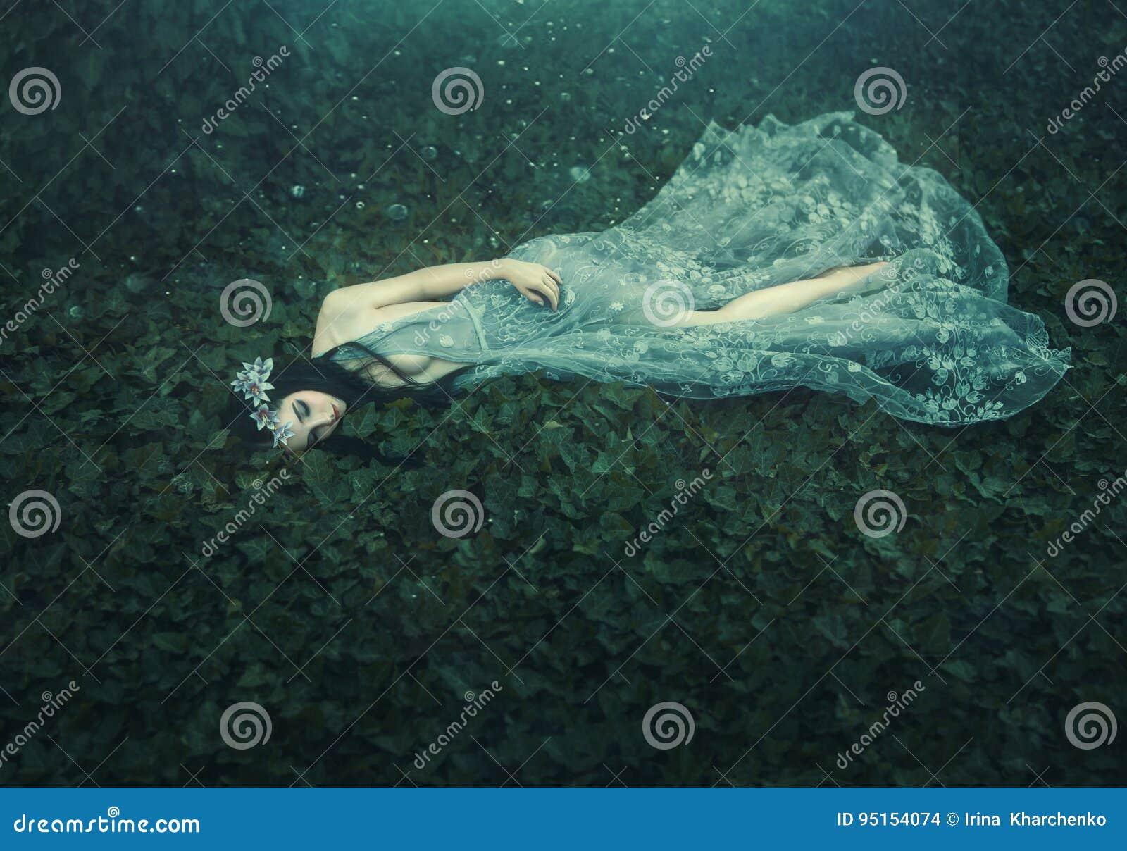 De schoonheid van de slaap