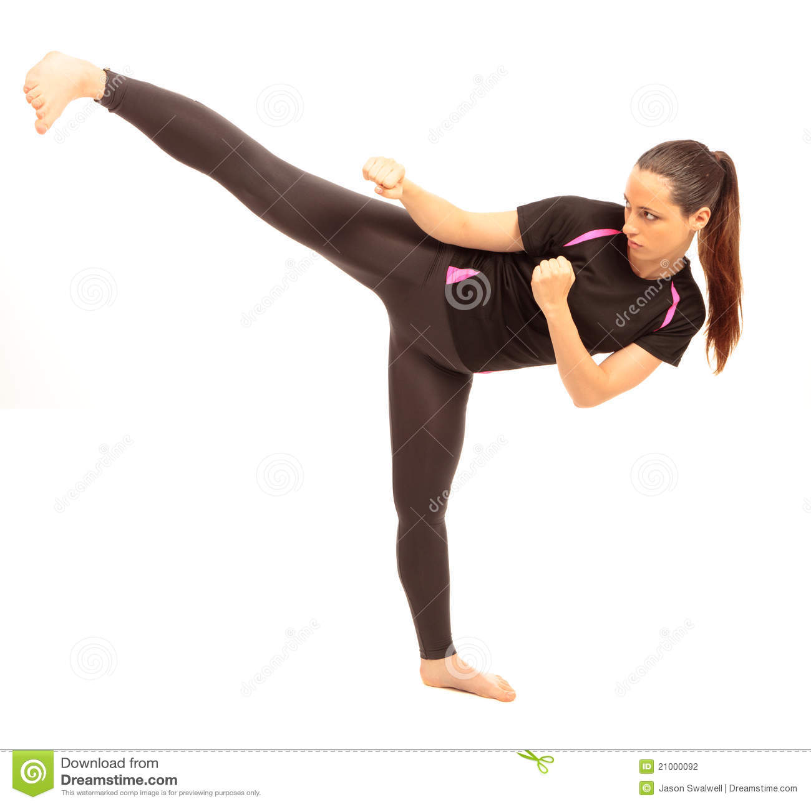 De Schop van de karate
