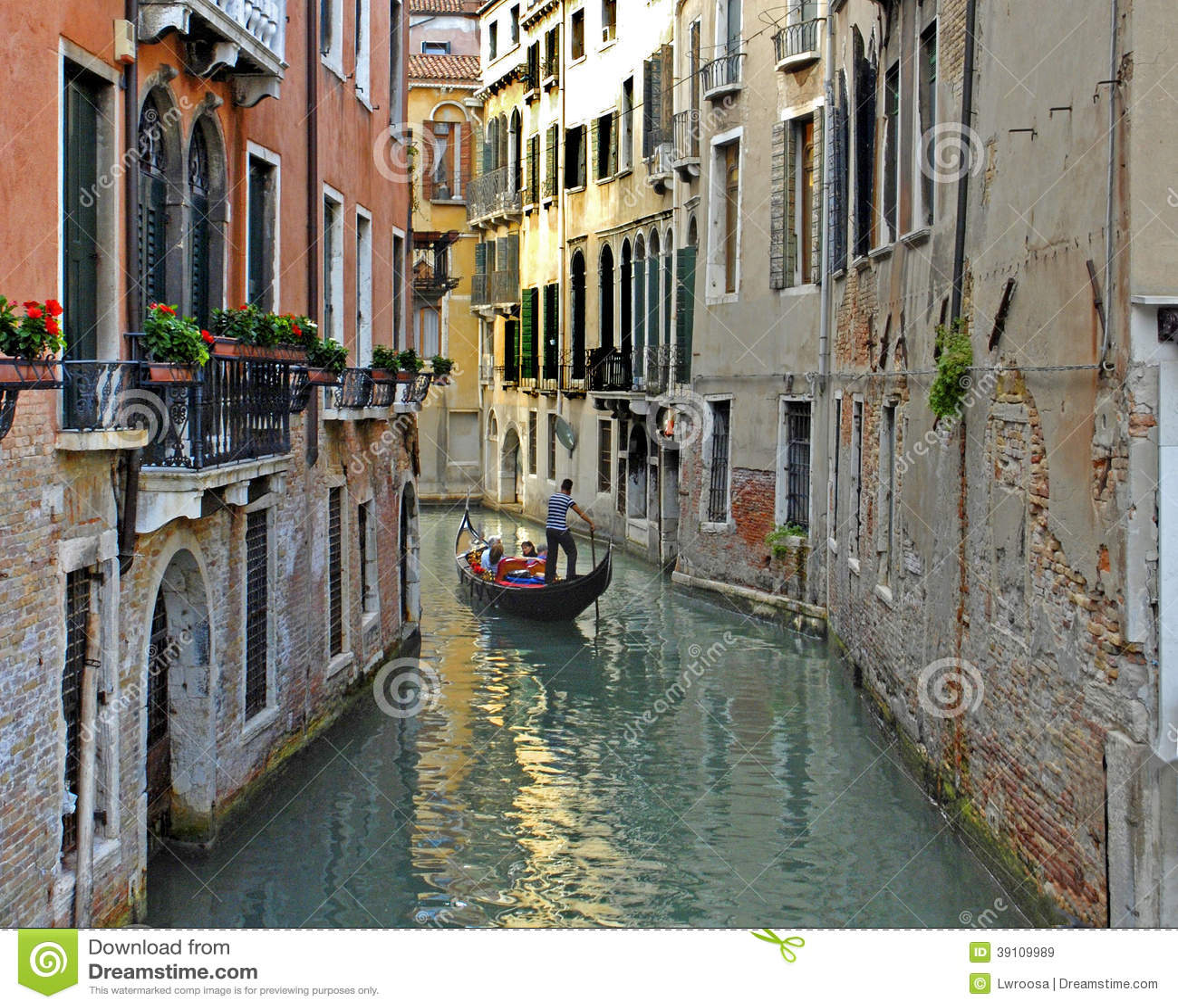 De Schrijver uit de klassieke oudheid van Venetië
