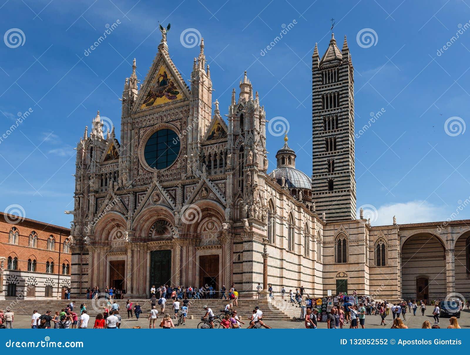 De siena kathedraal