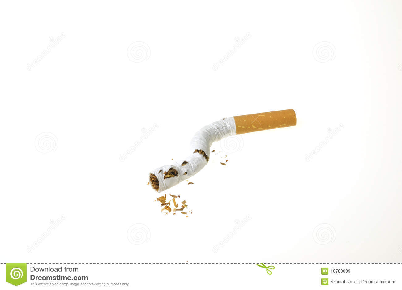 De sigaret van Brocken