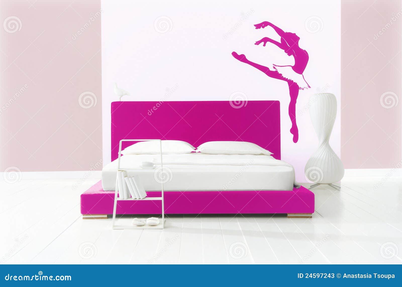 De slaapkamer van het ballet stock foto 39 s afbeelding 24597243 - Foto van volwassen slaapkamer ...