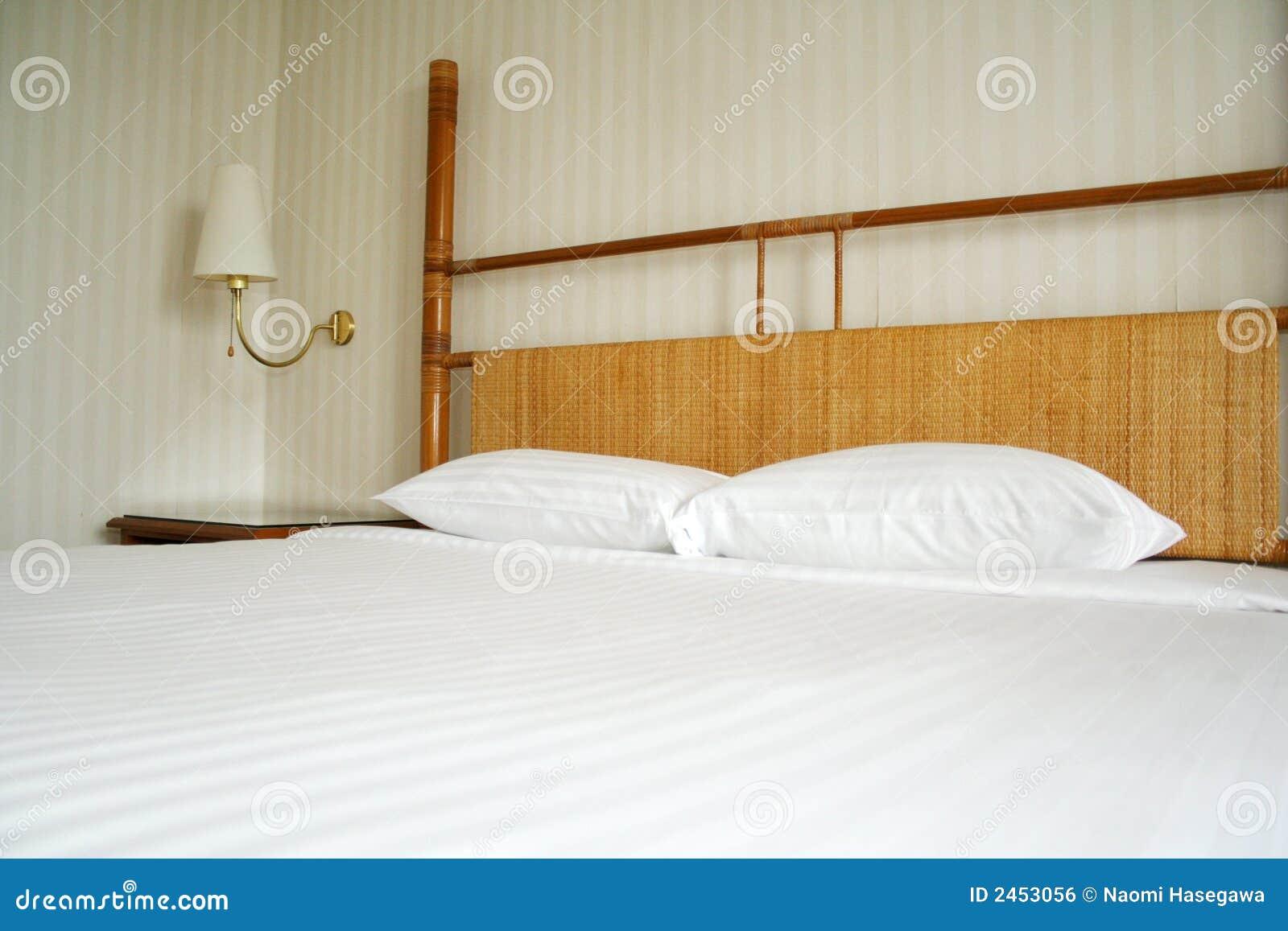 De Slaapkamer van het hotel