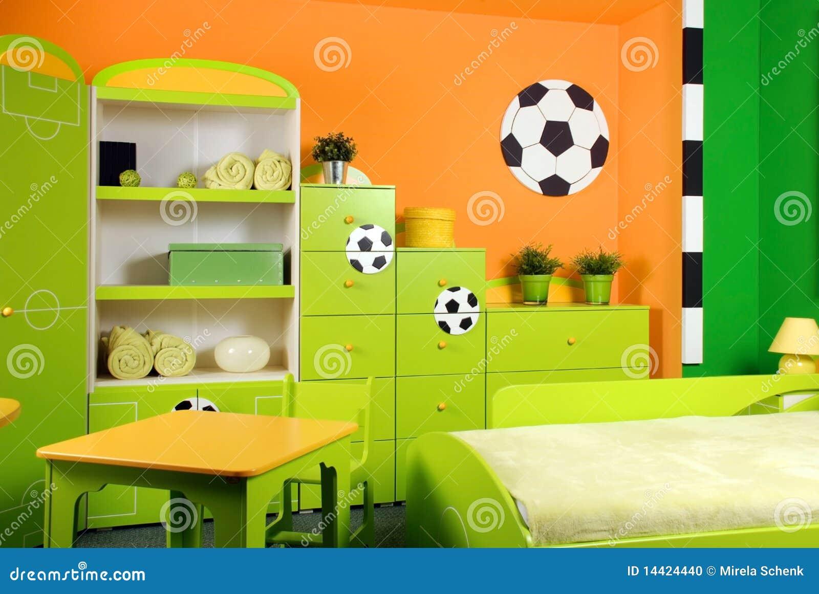 de slaapkamer van jongens. stock foto - afbeelding: 14424440, Deco ideeën