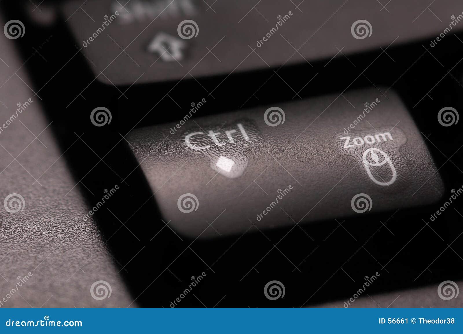 De sleutel van CTRL
