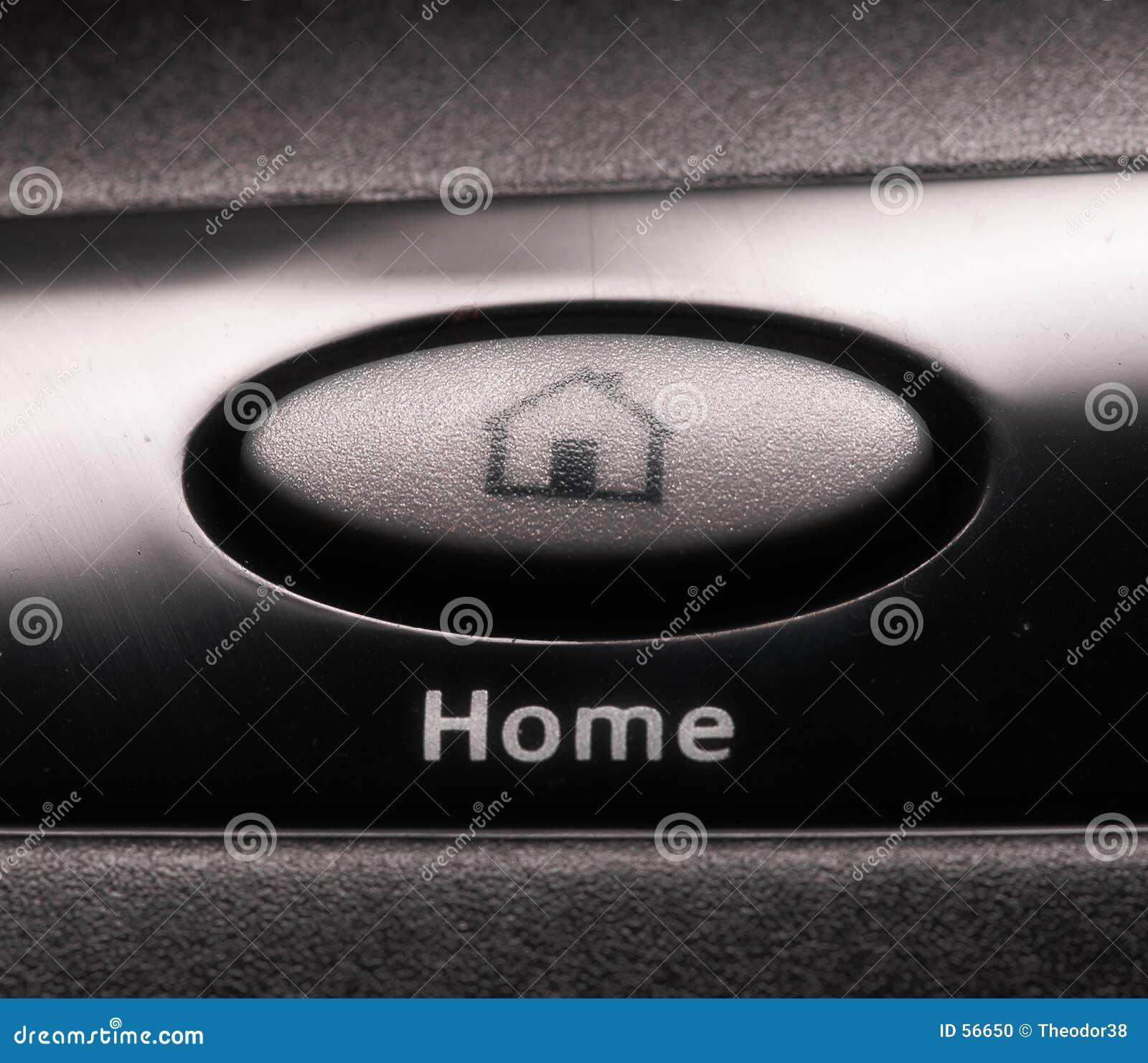 De sleutel van de computer