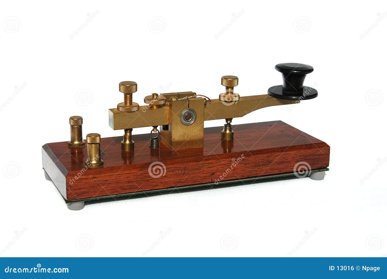 De Sleutel van de telegraaf