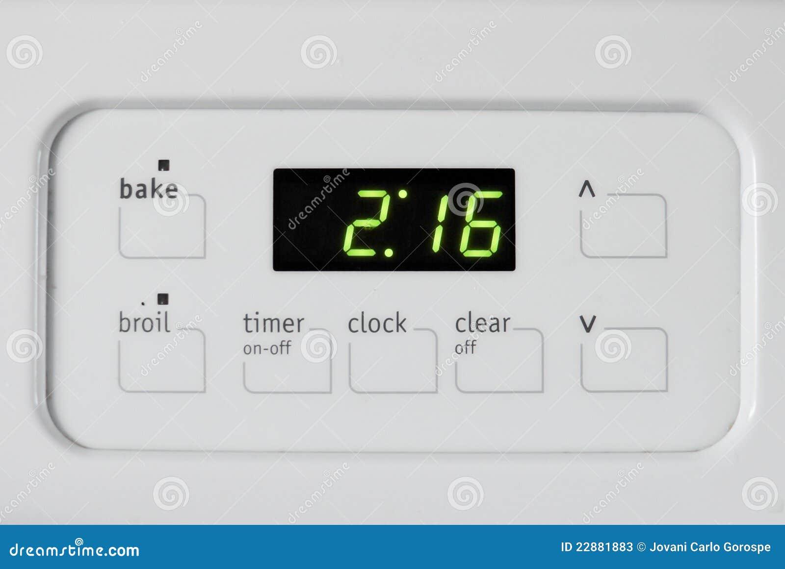 De Sleutels en de Tijd van de oven