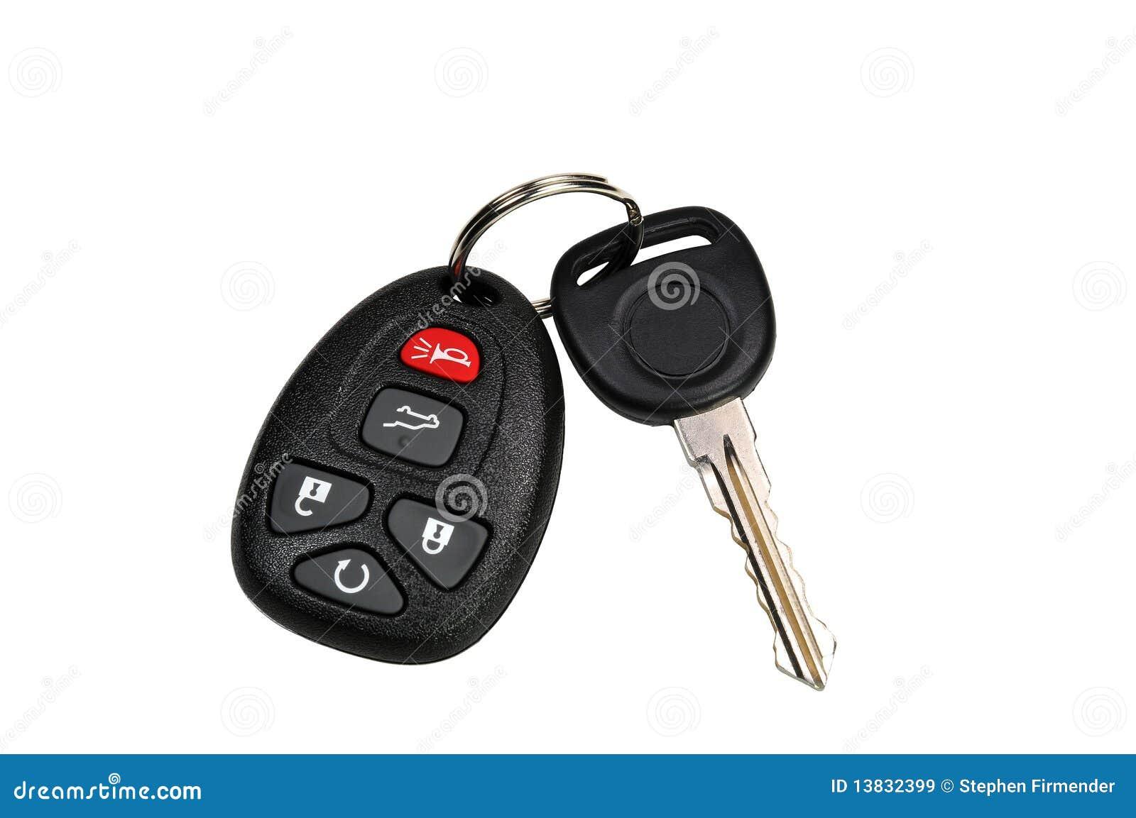 De Sleutels van de auto