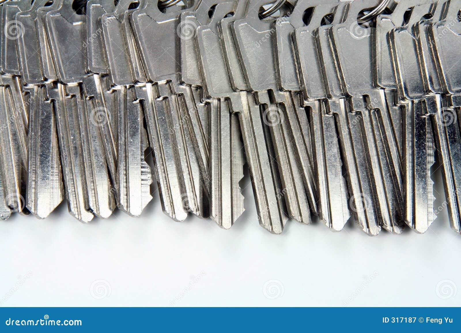 De sleutels van de bos