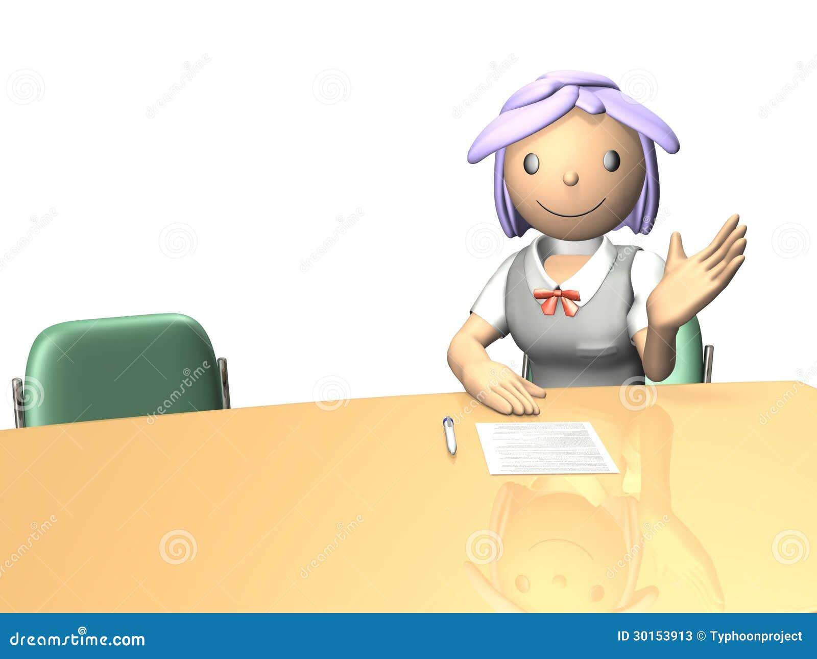 De slimme secretaresse glimlacht stock foto 39 s afbeelding 30153913 - Secretaresse witte ...