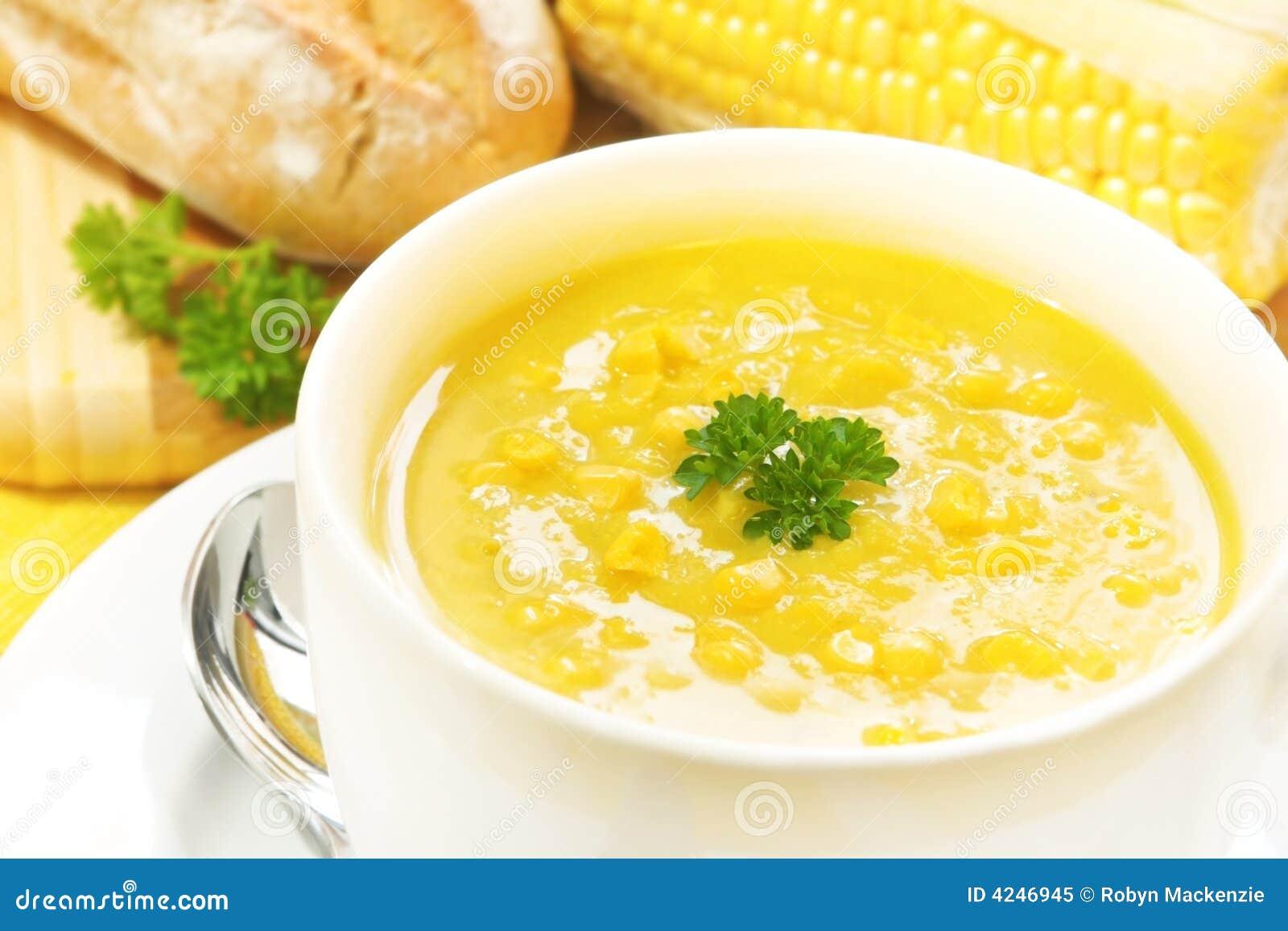 De Soep van het graan en van de Peterselie