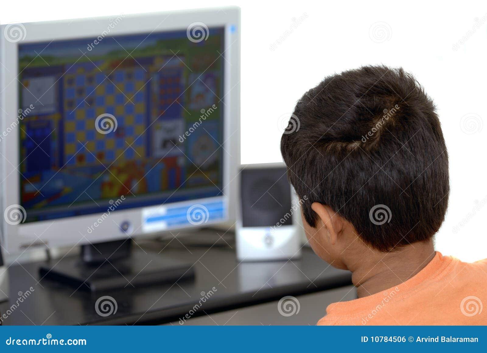 De Spelen van de computer