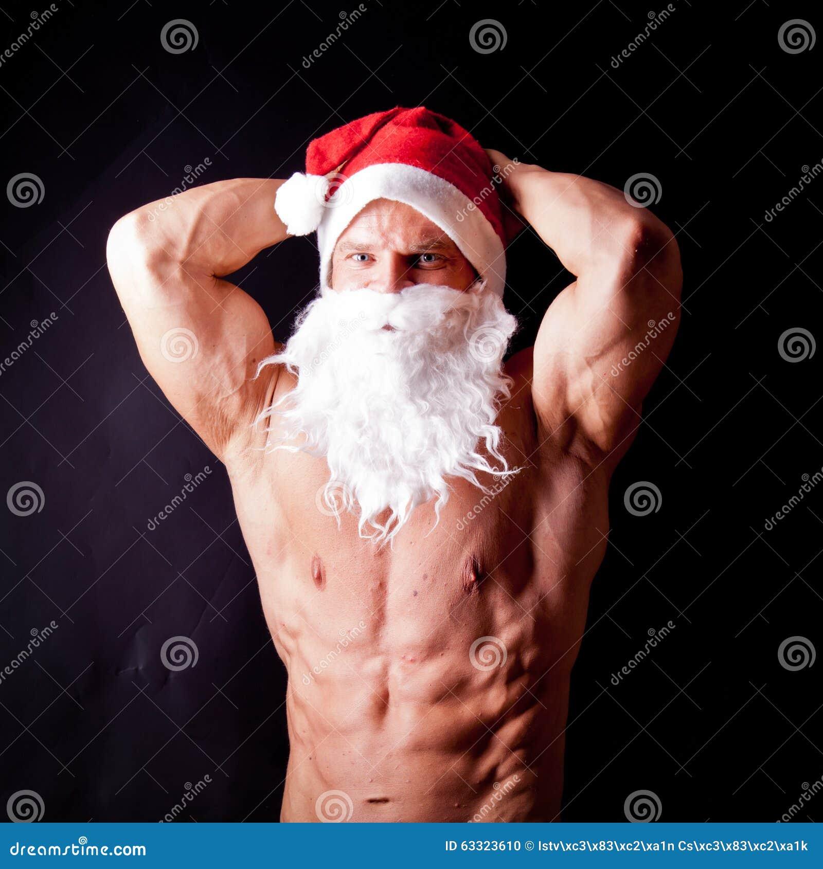 De spier Kerstman