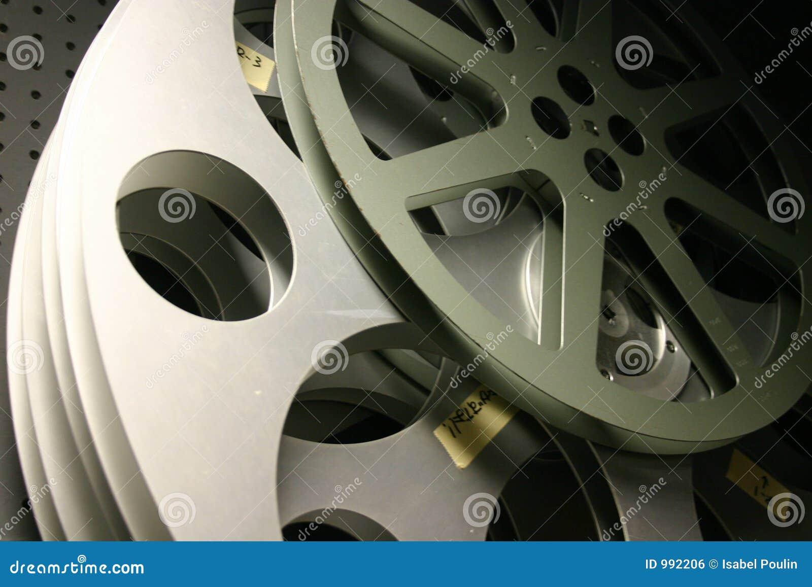 De spoel van de film
