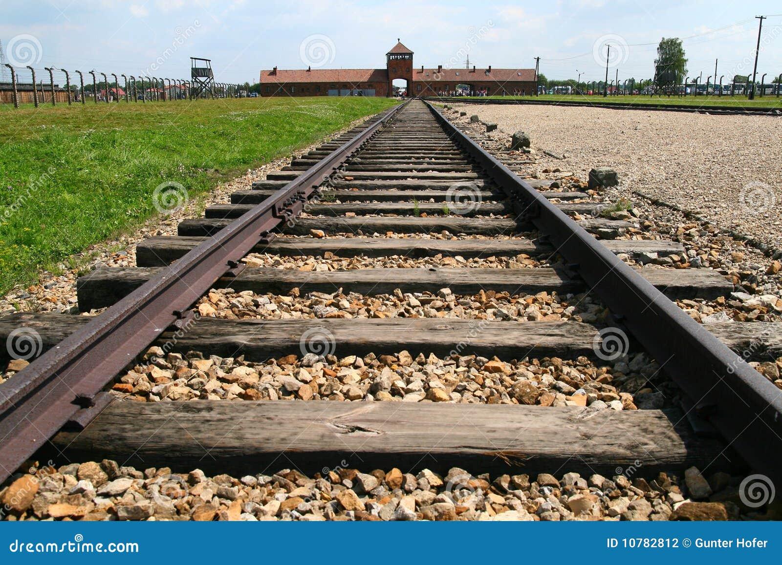 De sporen van Auschwitz