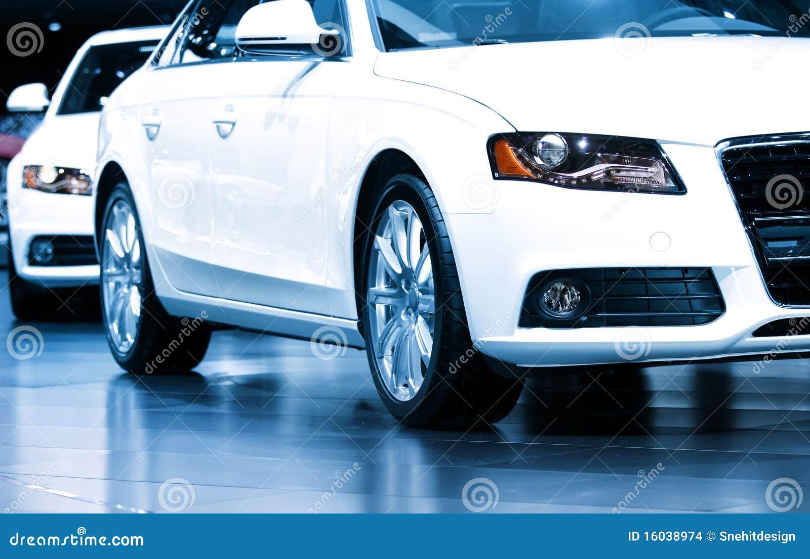 De sportwagens van de luxe