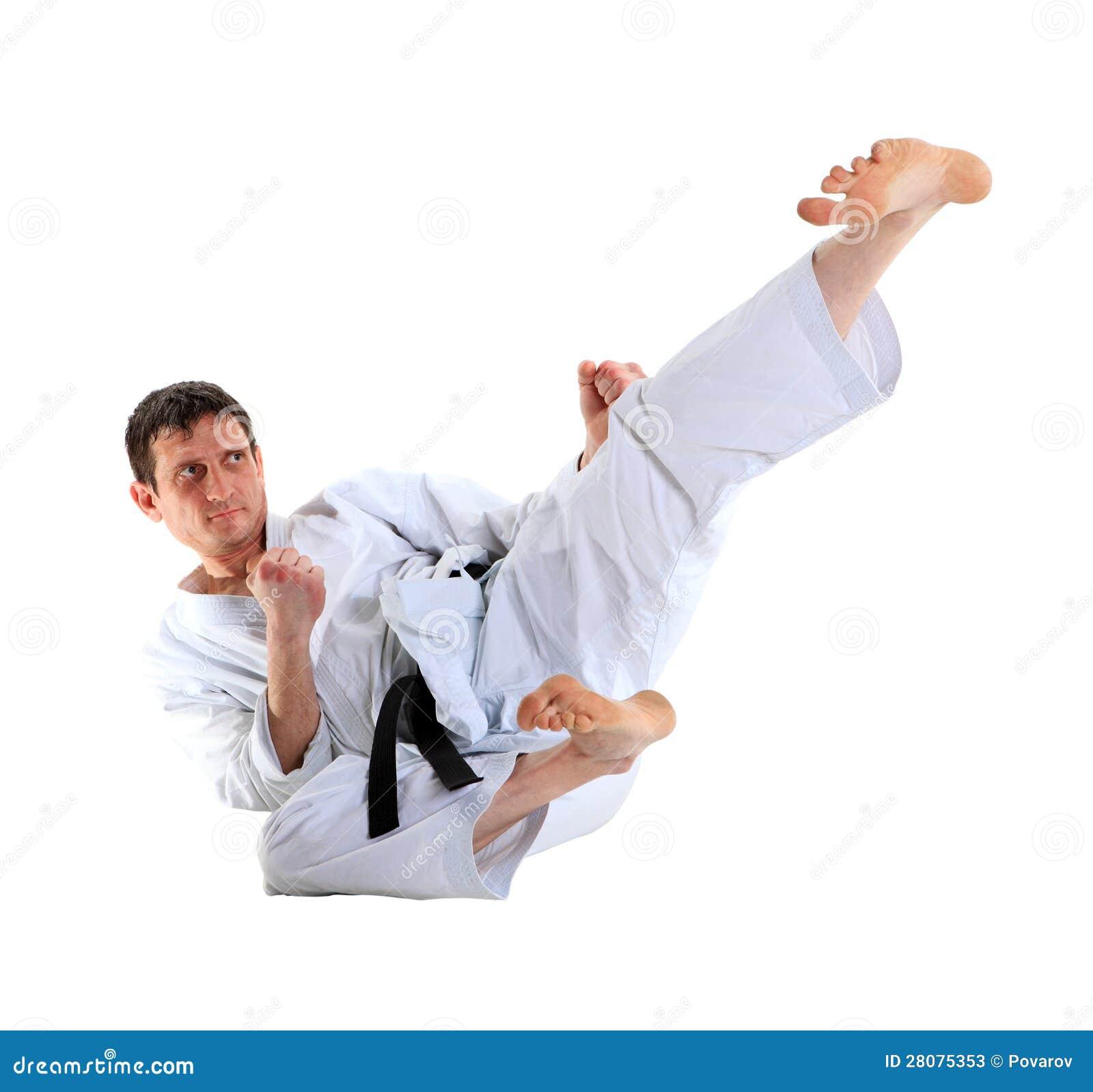 Прыжок в каратэ фото 6