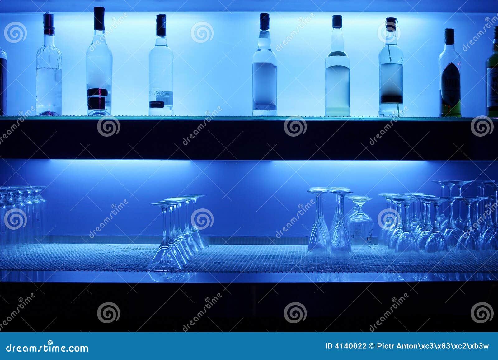 De staaf van Alkohol