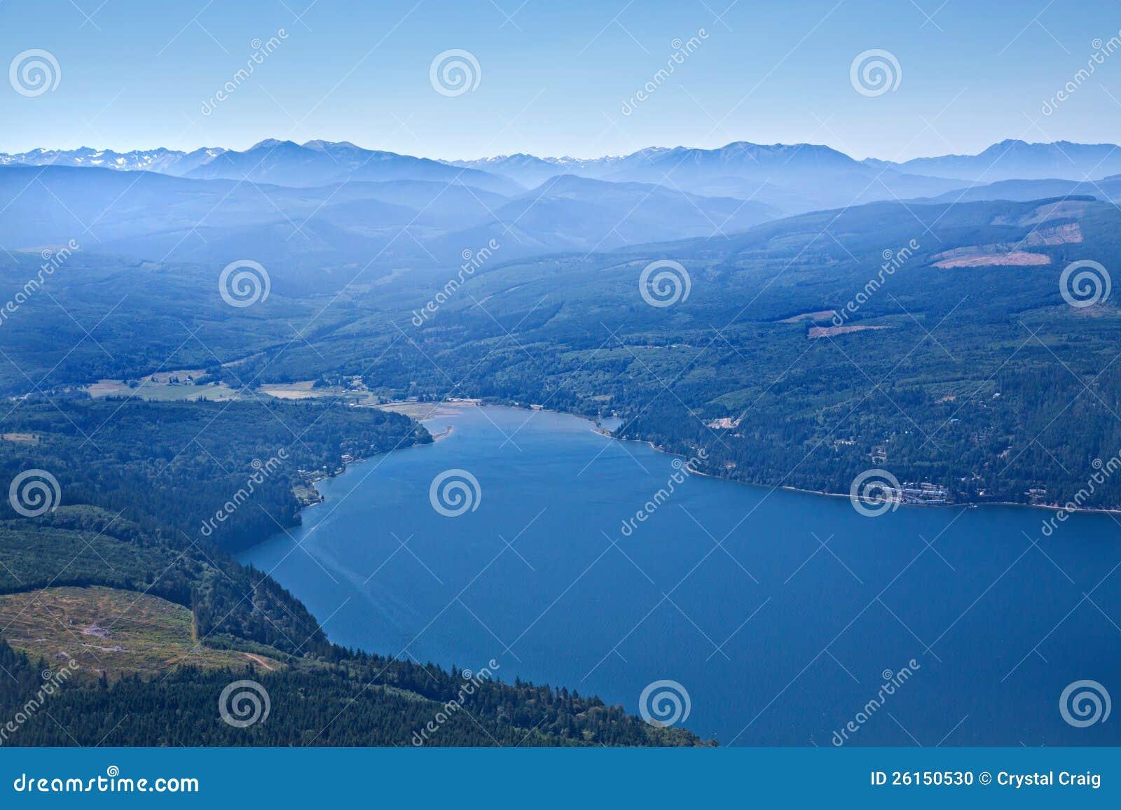 De Staat van Washington van de Baai van de ontdekking
