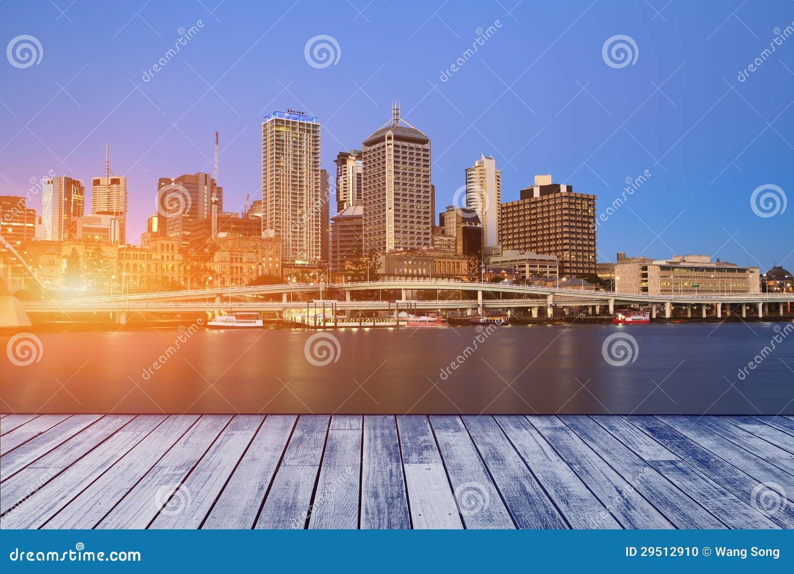 De Stad van Brisbane
