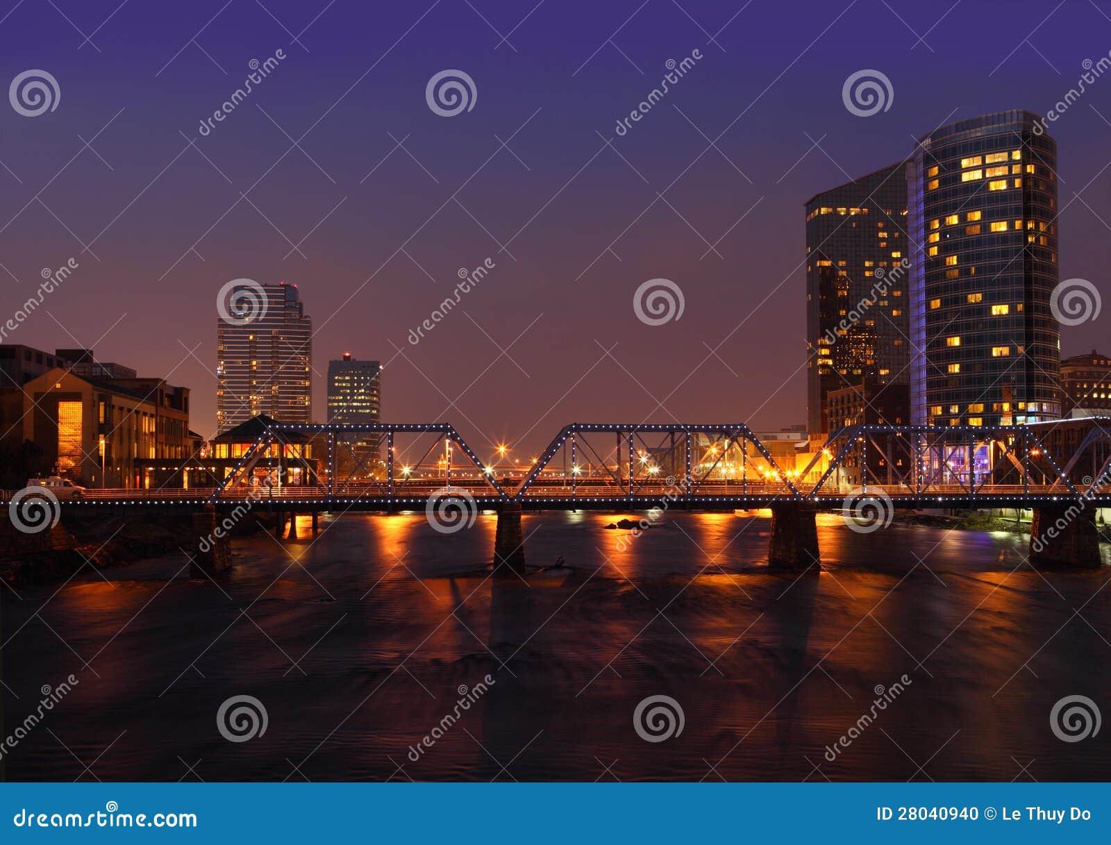 De Stad van Grand Rapids