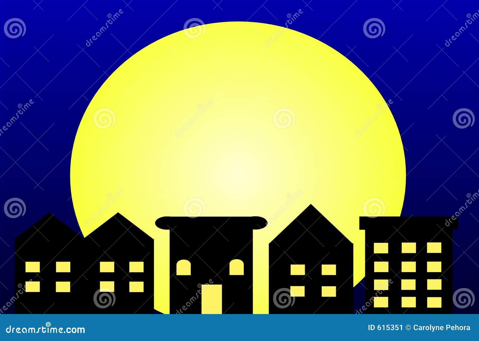 De Stad van het maanlicht