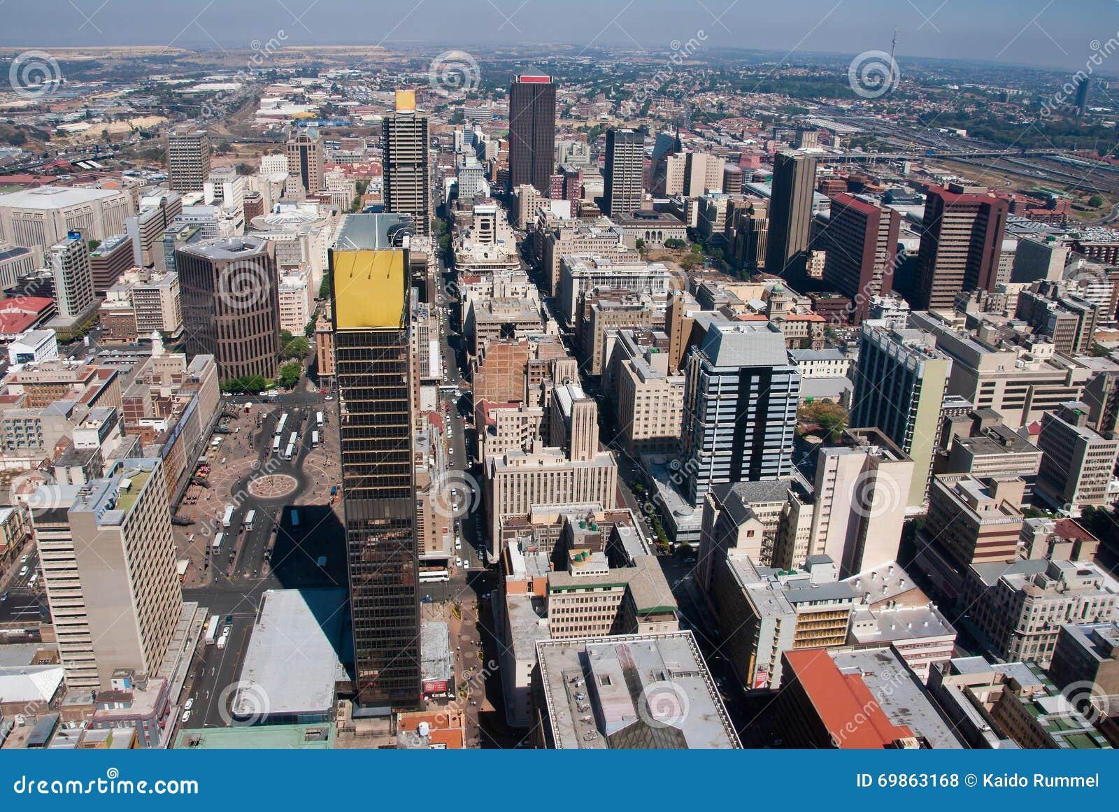 De Stad van Johannesburg