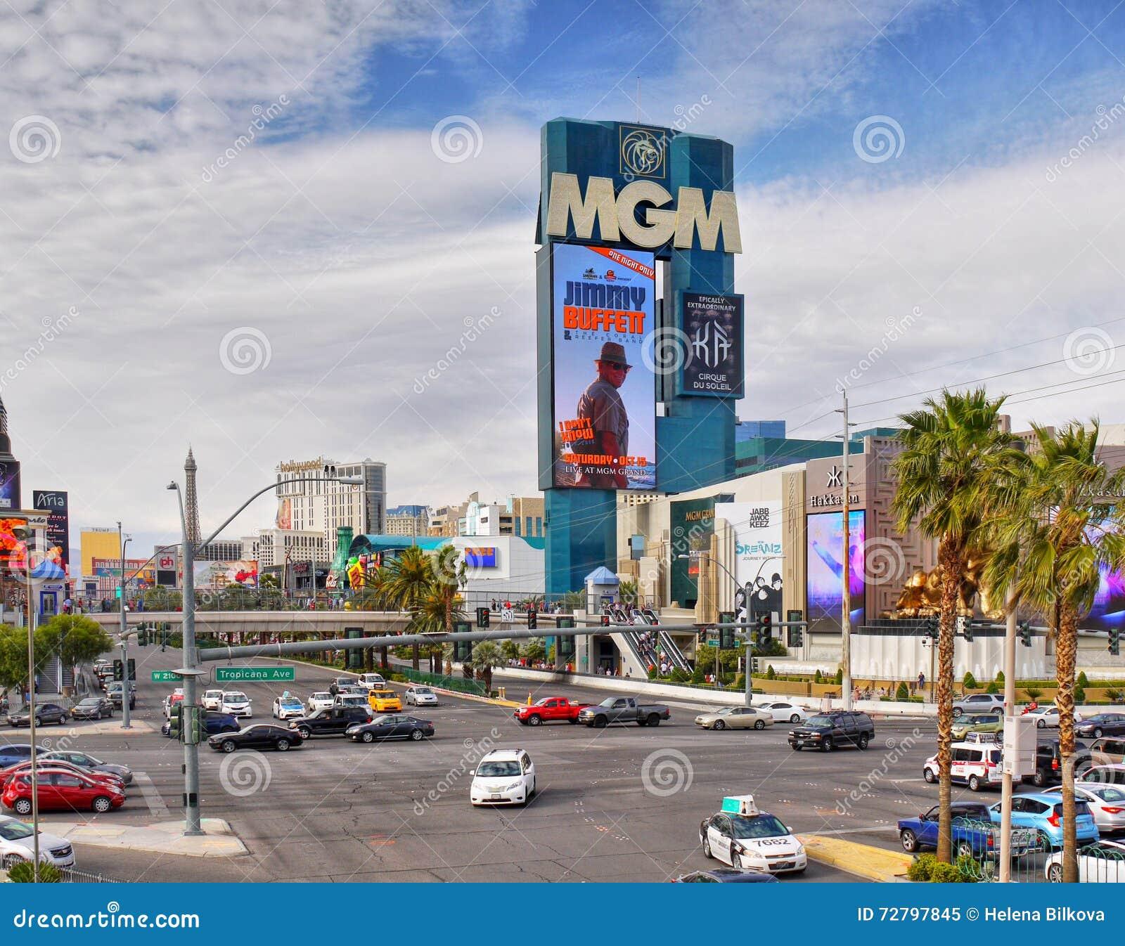 De Stad van MGM Las Vegas, Nevada