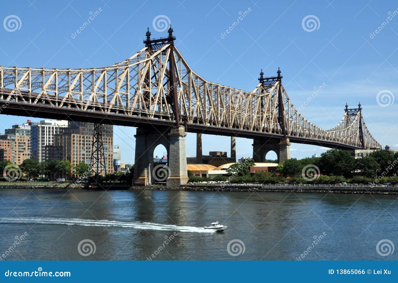 De Stad van New York: De Brug van Queensboro