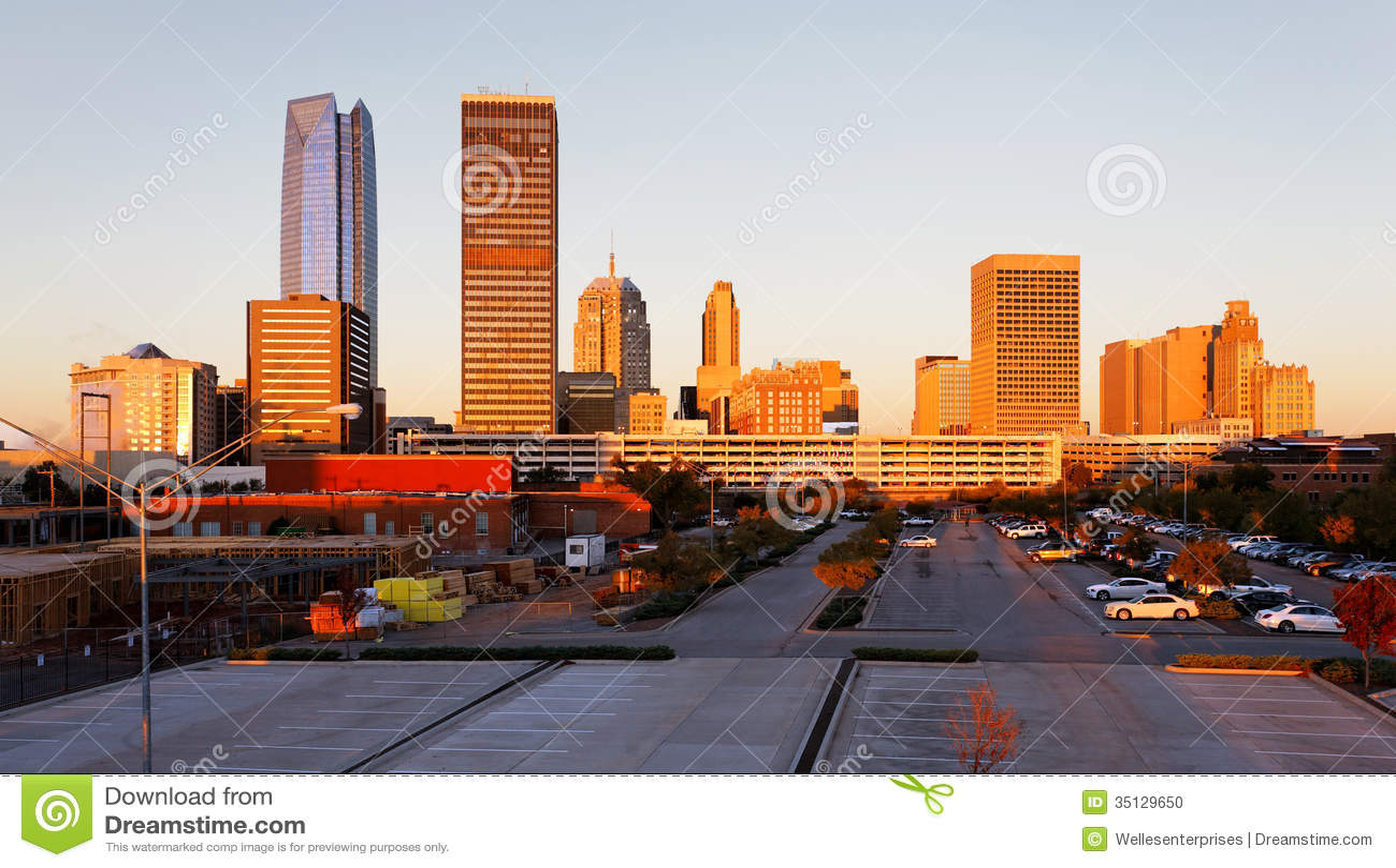 De Stad van Oklahoma