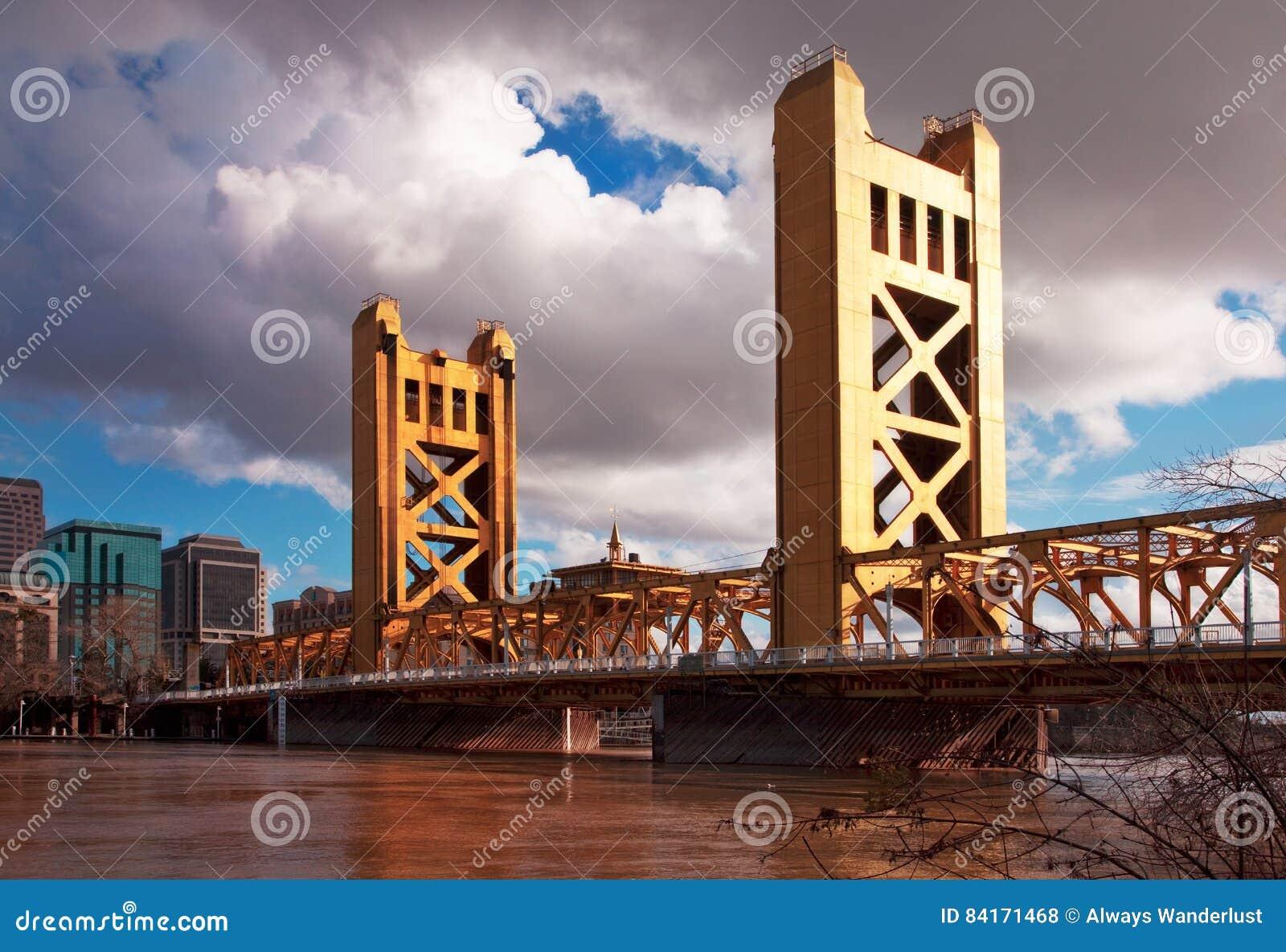 De Stad van Sacramento Californië