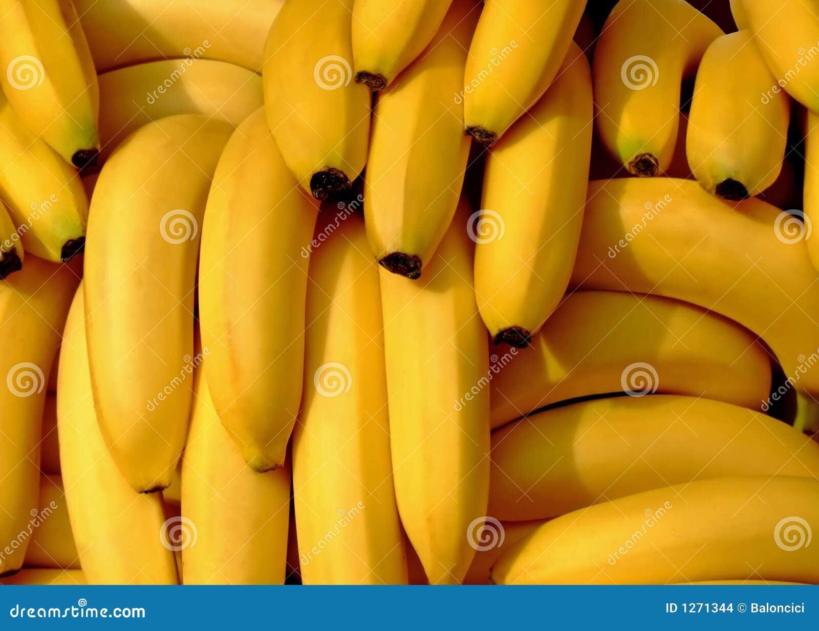 De stapel van bananen