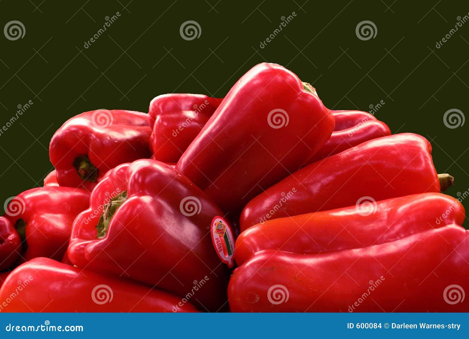 De Stapel van de Spaanse peper