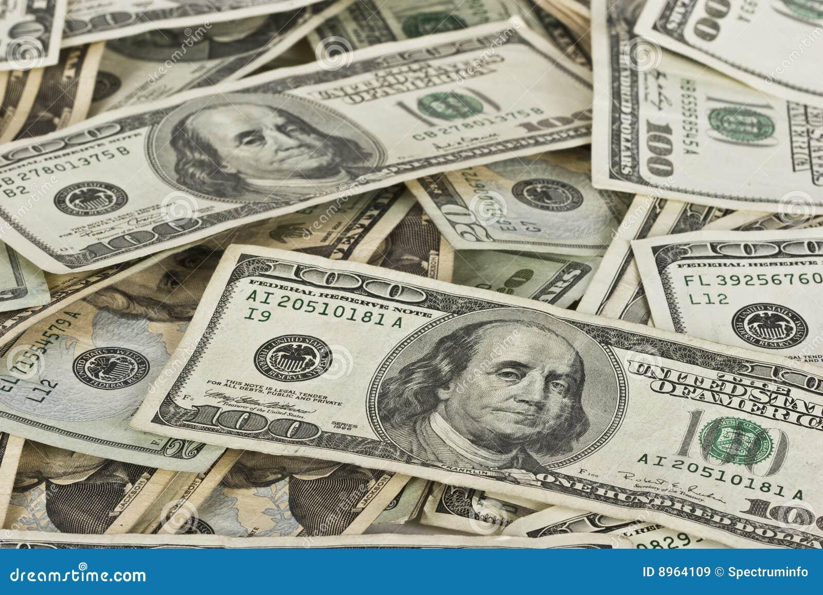 De Stapel van het contante geld