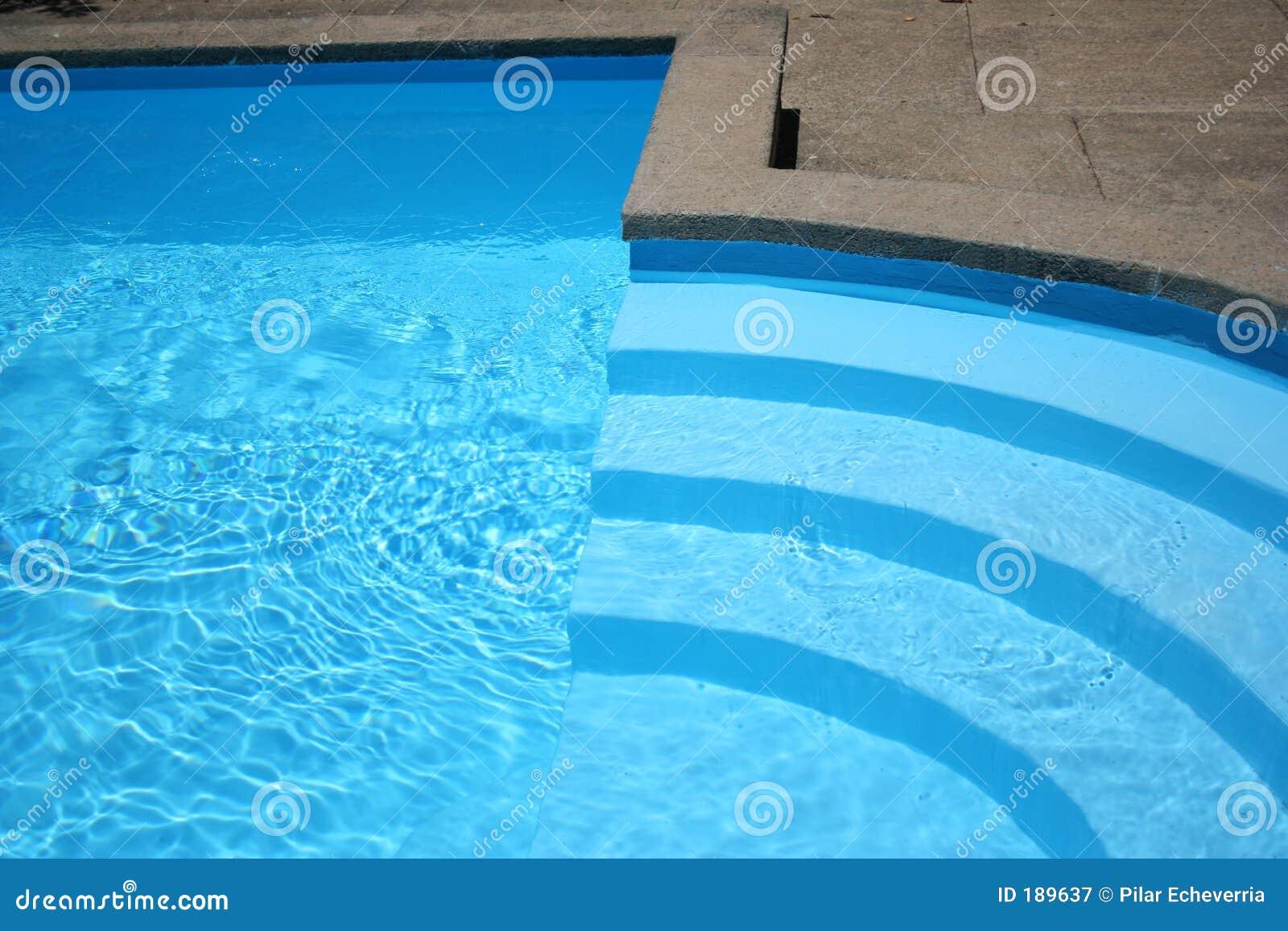 De stappen van de pool