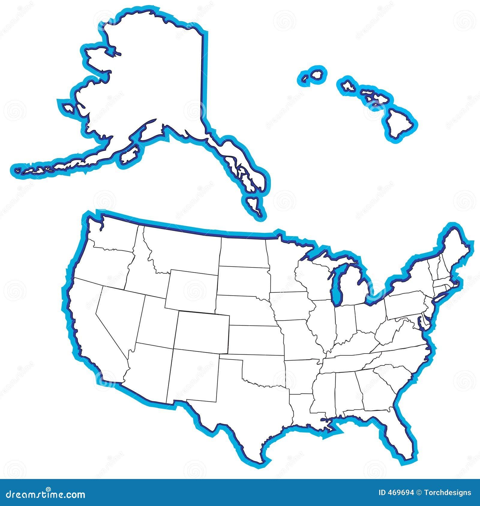 De Staten van de V.S. 50