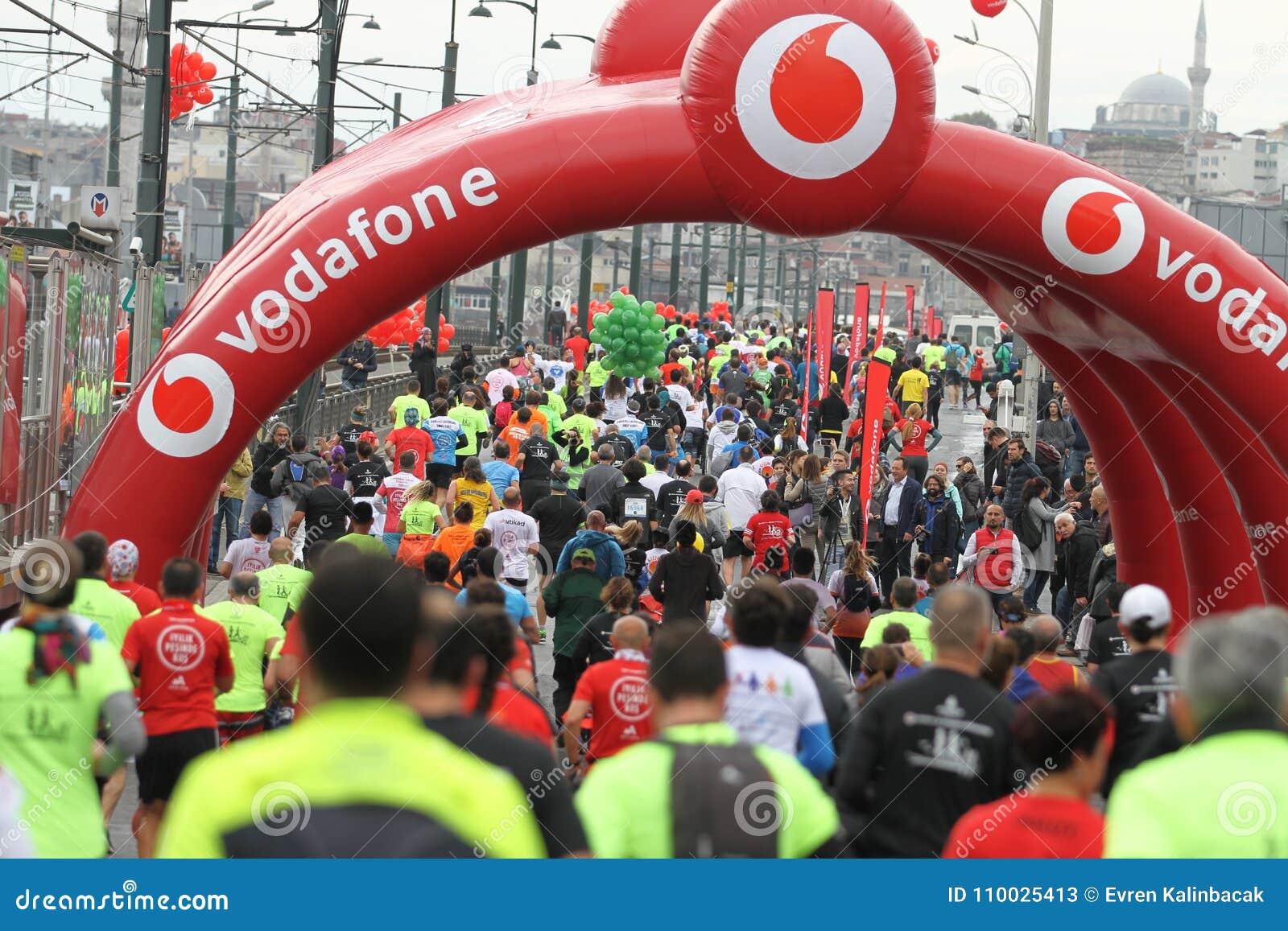 De 39ste Marathon van Istanboel