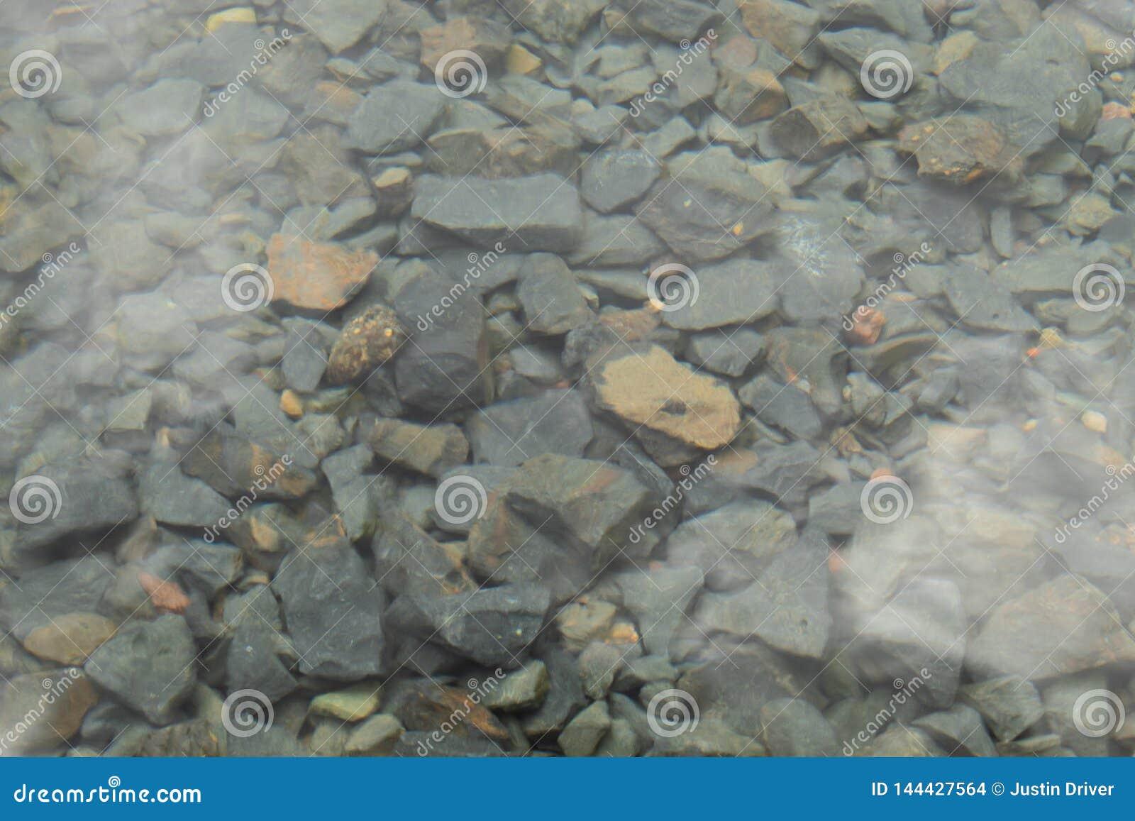 De Steenvloer van een Waterfontein in San Jose