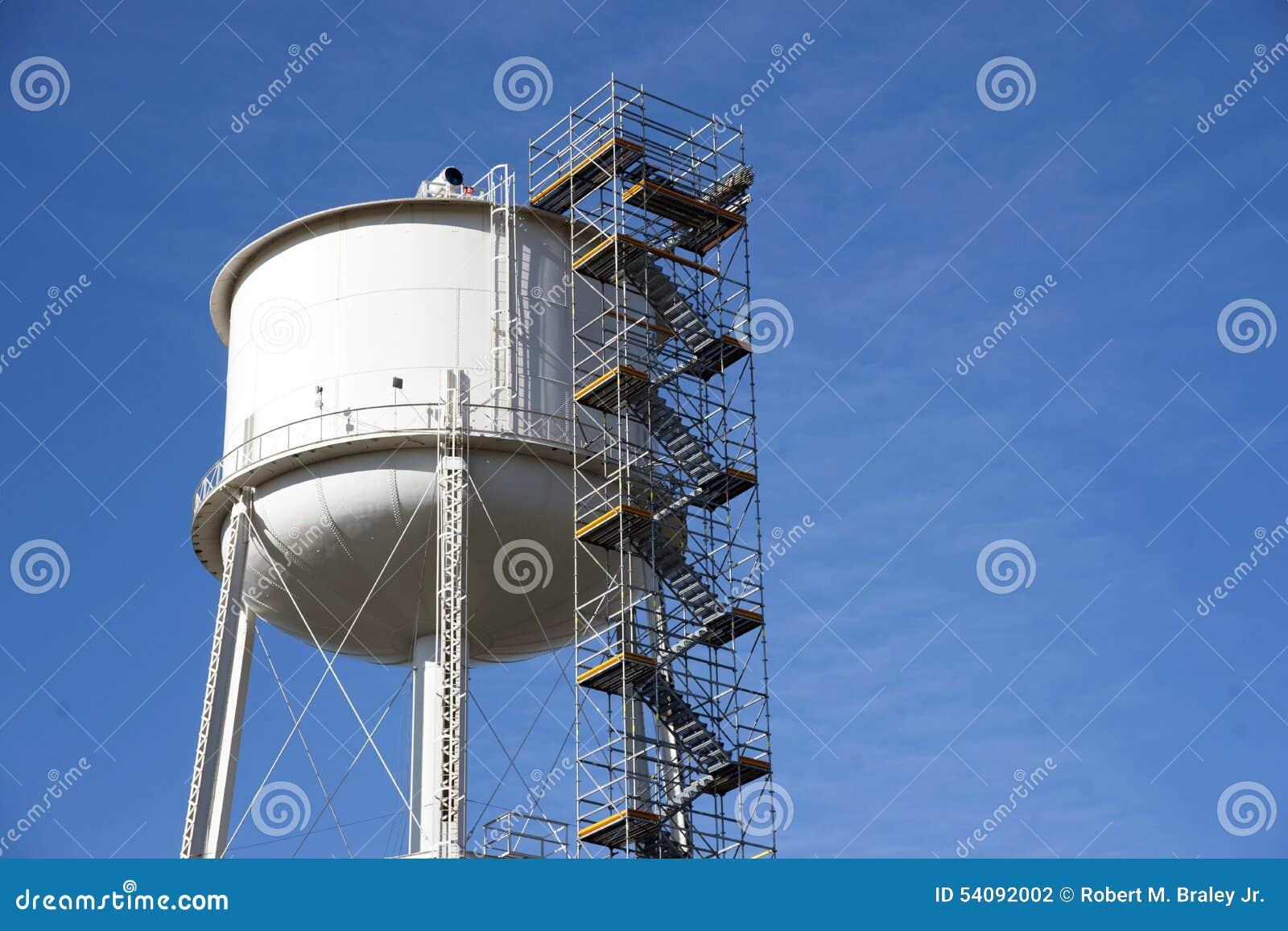 De Steiger van de watertoren